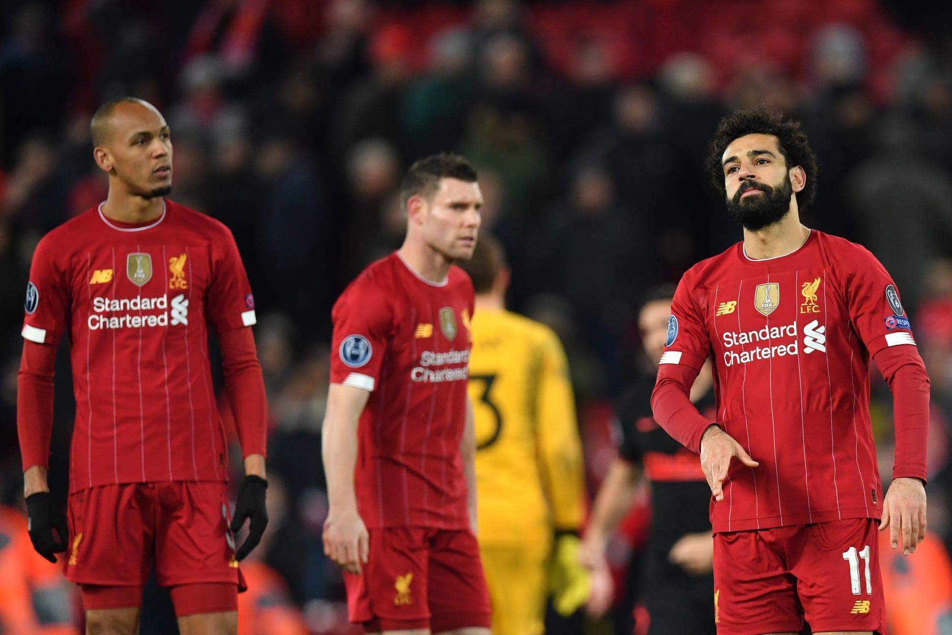أتليتيكو مدريد يطيح بحامل اللقب من دوري أبطال أوروبا.. ويذهل ليفربول بثلاثية