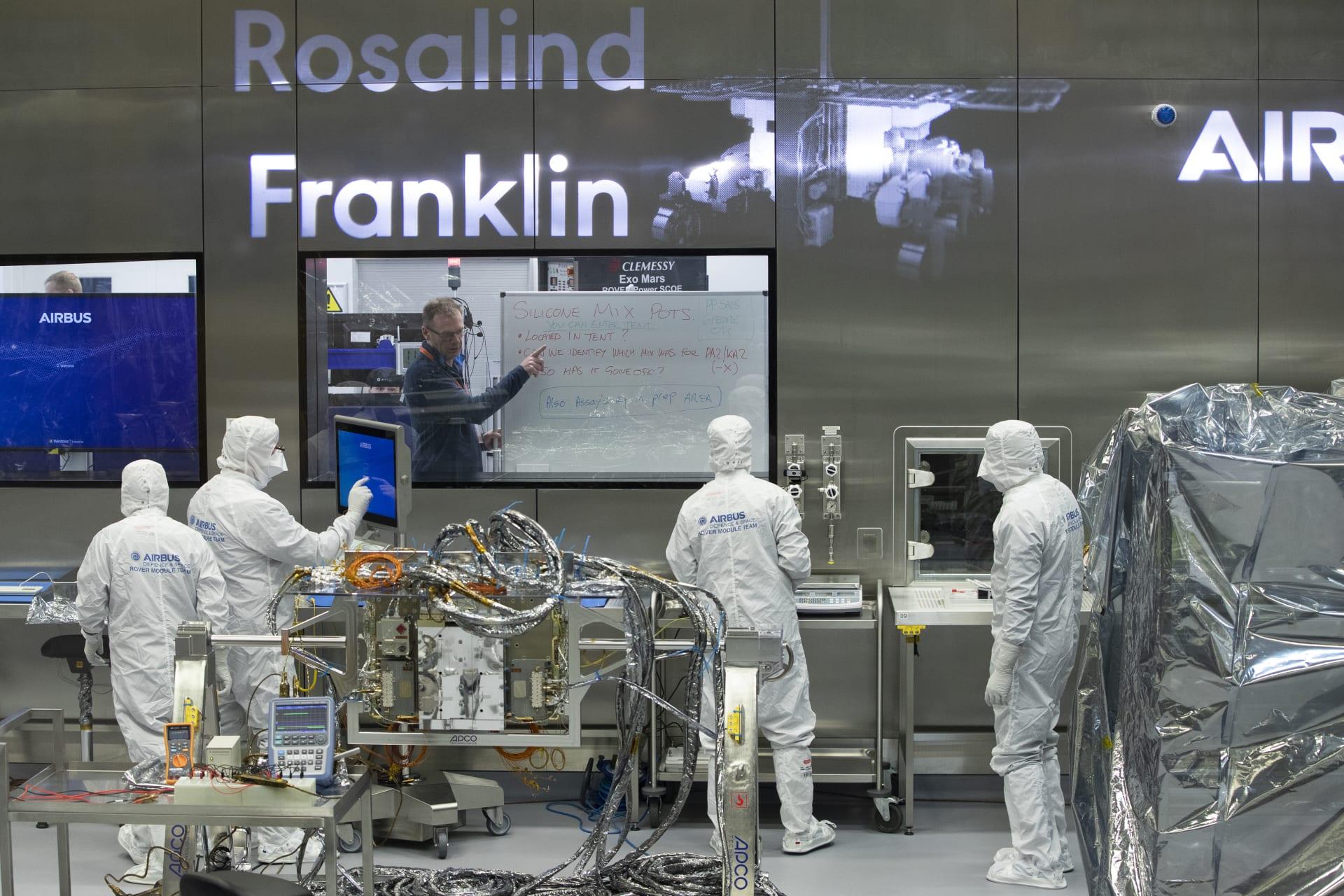 تأجيل مهمة فضاء ExoMars إلى المريخ بسبب تفشي فيروس كورونا
