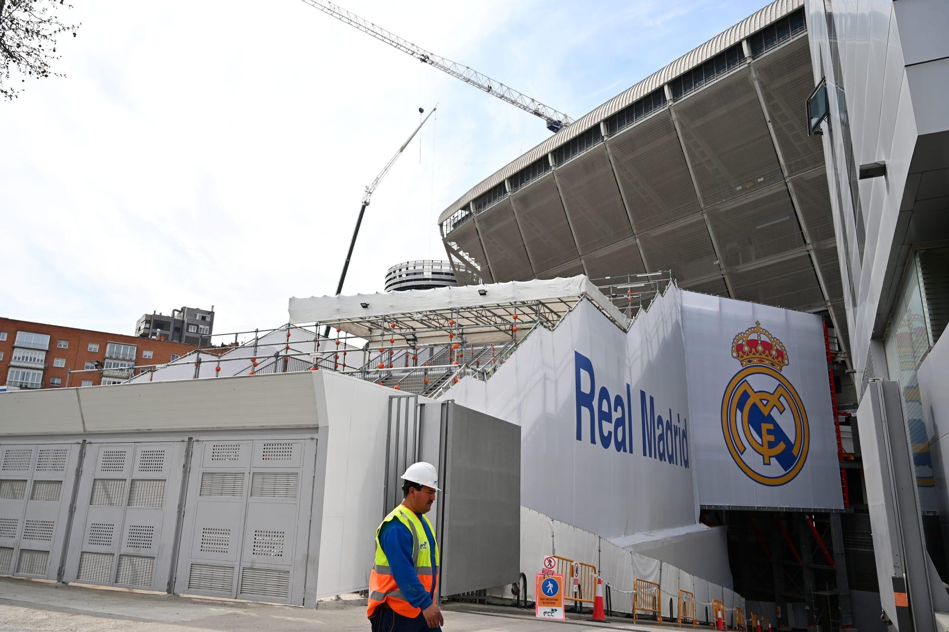 نادي ريال مدريد يخضع للحجر الصحي بعد اكتشاف غصابة بفيروس كورونا