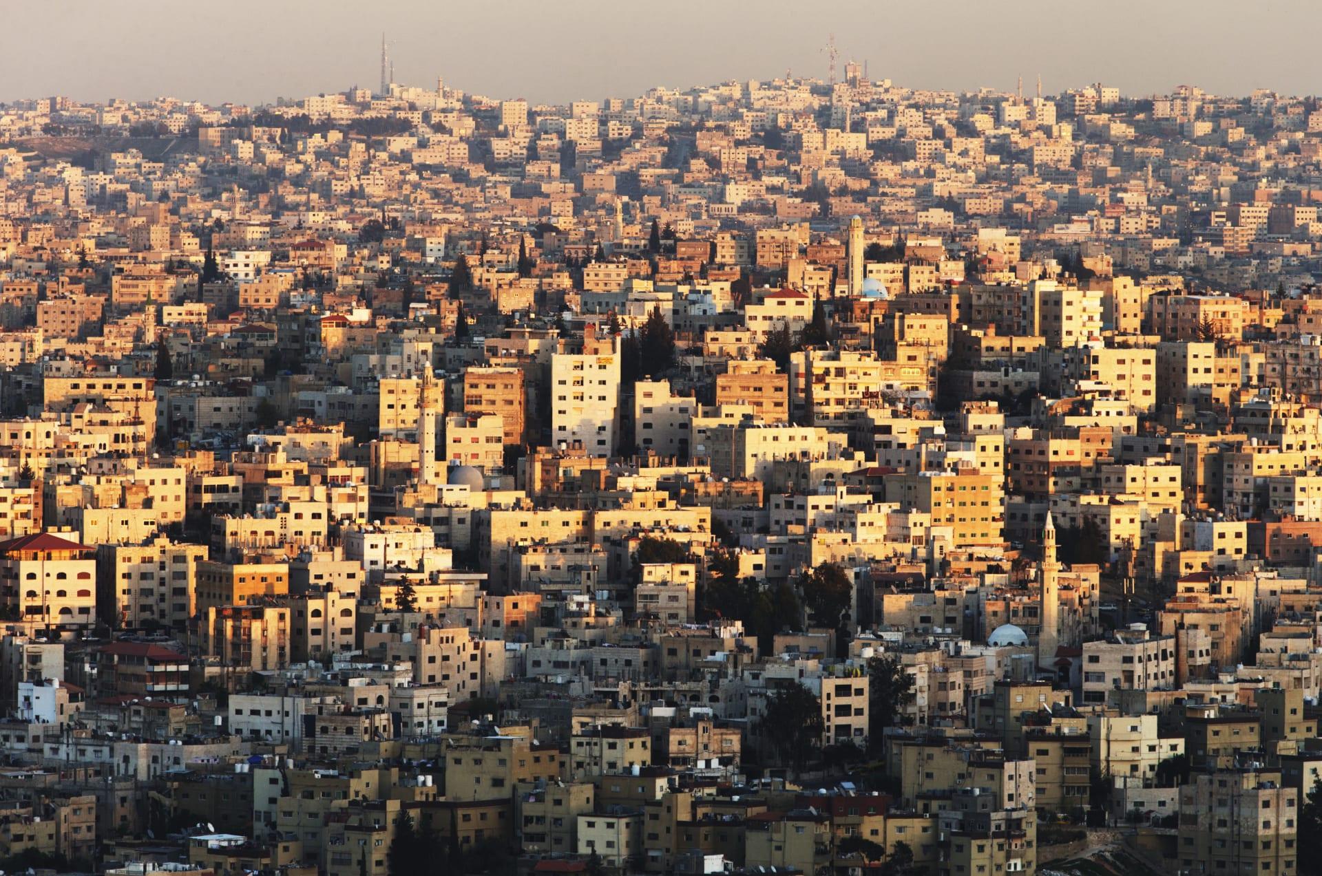 العاصمة الأردنية عمان