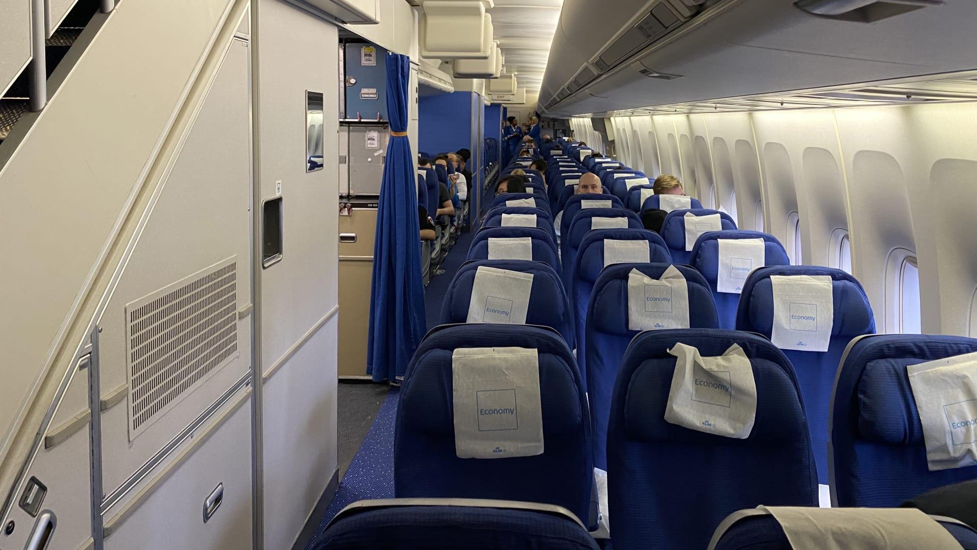تجربة طيران استثنائية سببها فيروس كورونا