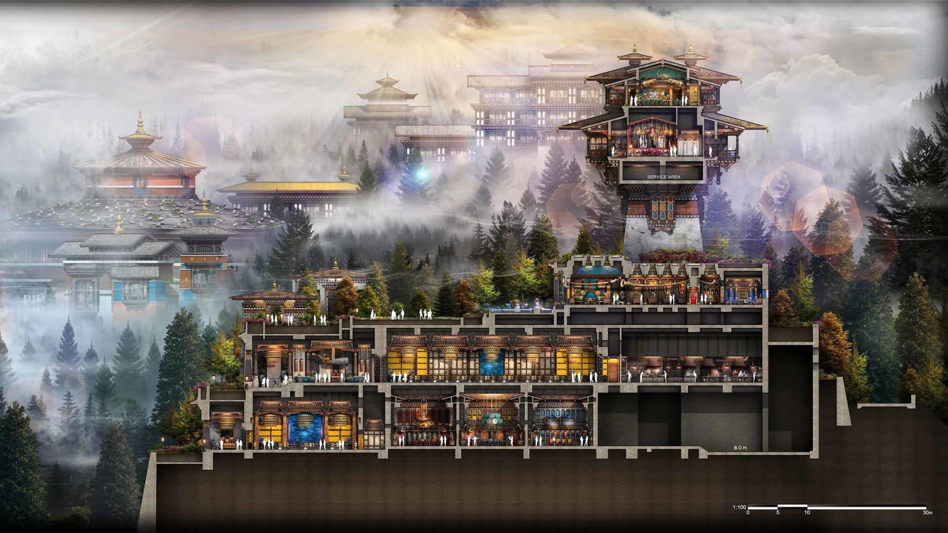 حديقة الحيوانات البشرية في الصين