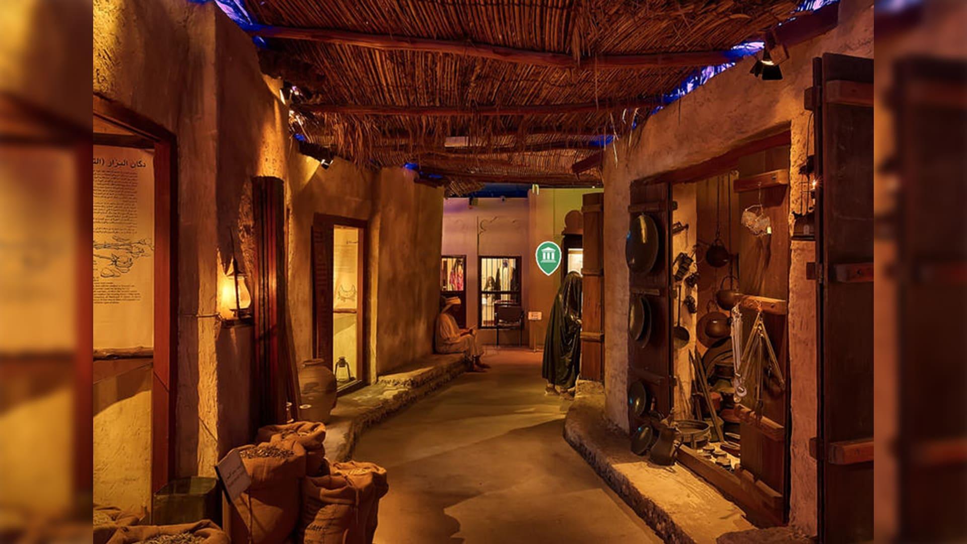 استكشف متاحف دبي بجولات افتراضية من راحة منزلك