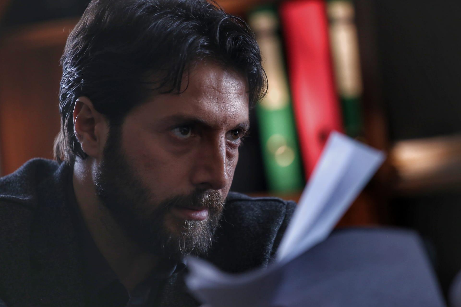 صورة للممثل السوري محمد الأحمد