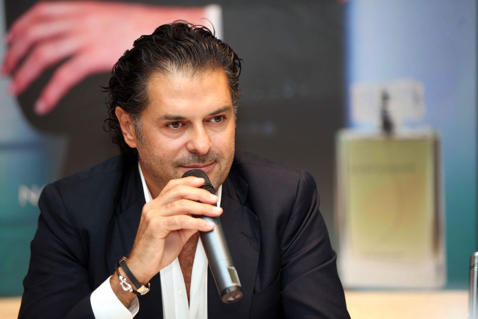 الفنان اللبناني راغب علامة