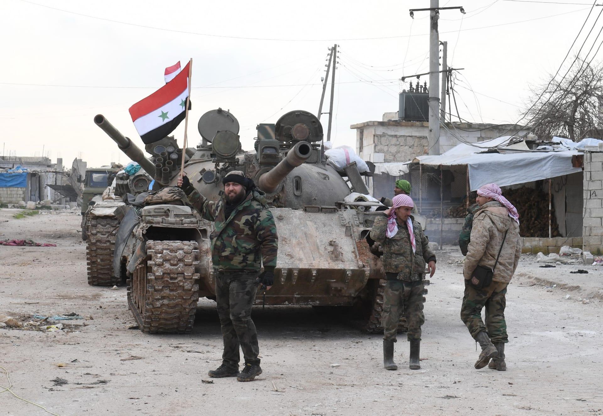 الخارجية السورية ردا على تقرير حظر الأسلحة الكيميائية: مضلل واعتمد على مصادر أعدتها جبهة النصرة