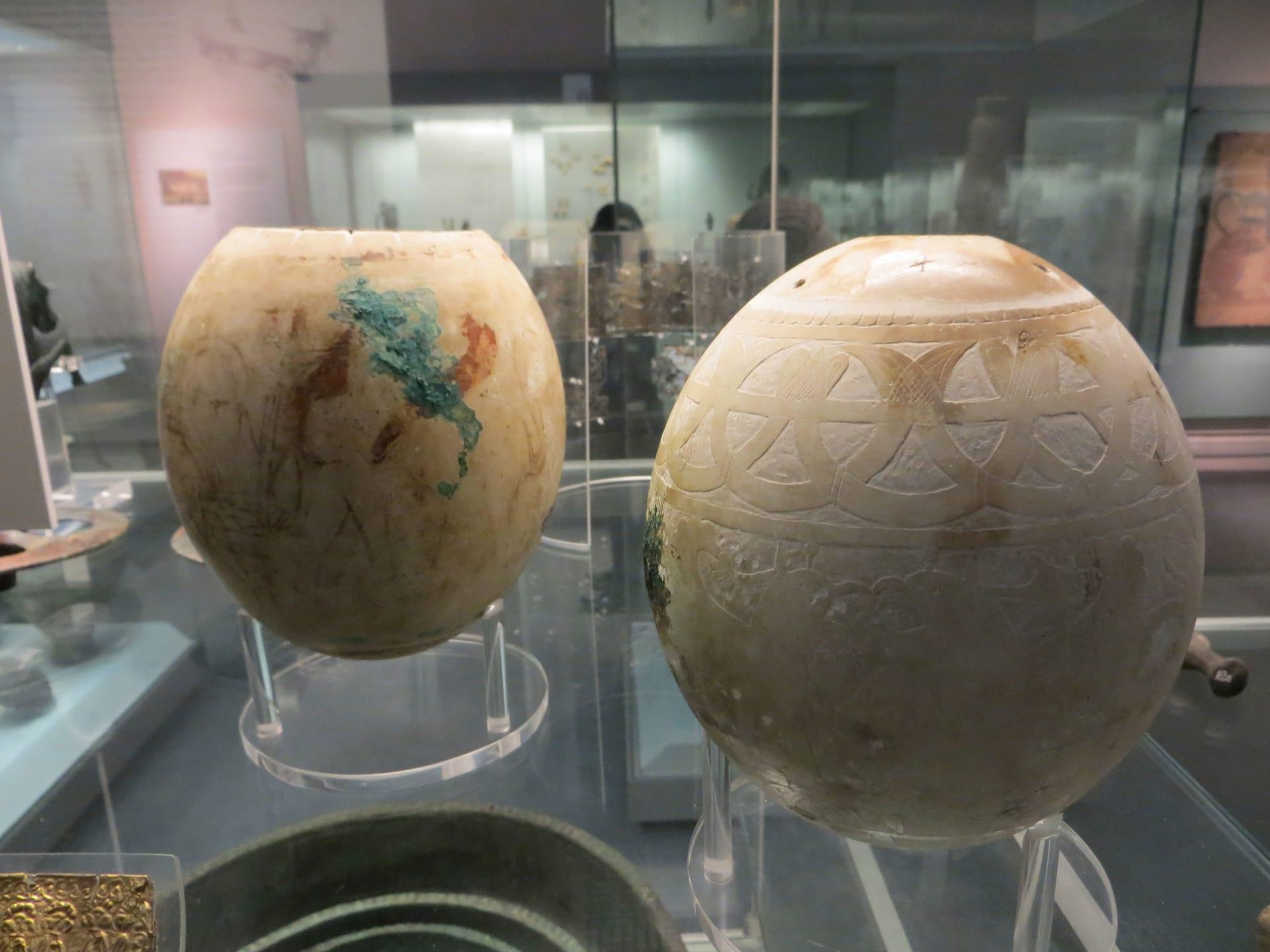 باحثون يحلون لغزاً عمره 5 آلاف عام عن بيض النعام