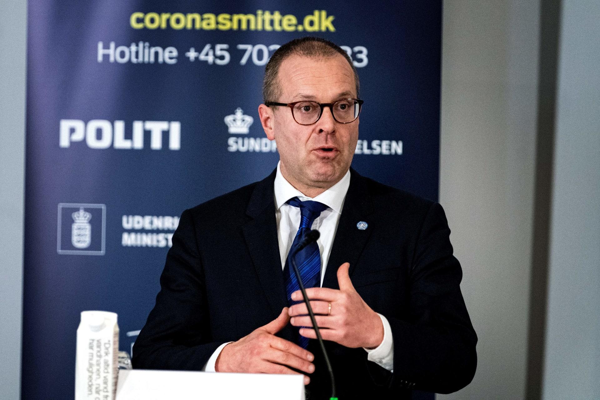 هانز هنري كلوغ رئيس منظمة الصحة العالمية في أوروبا