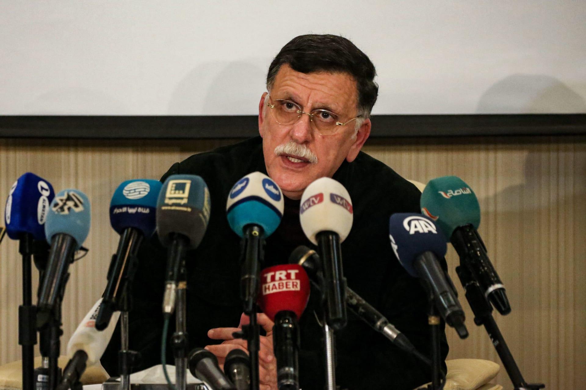 """حكومة الوفاق الليبية بعد """"إعلان القاهرة"""": لا خضوع للإملاءات"""