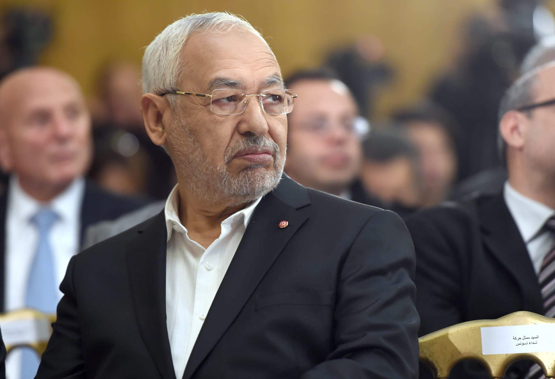 راشد الغنوشي يدافع عن مكالمته مع السرَاج.. ويؤكد: لا حياد تجاه مصالح تونس في ليبيا