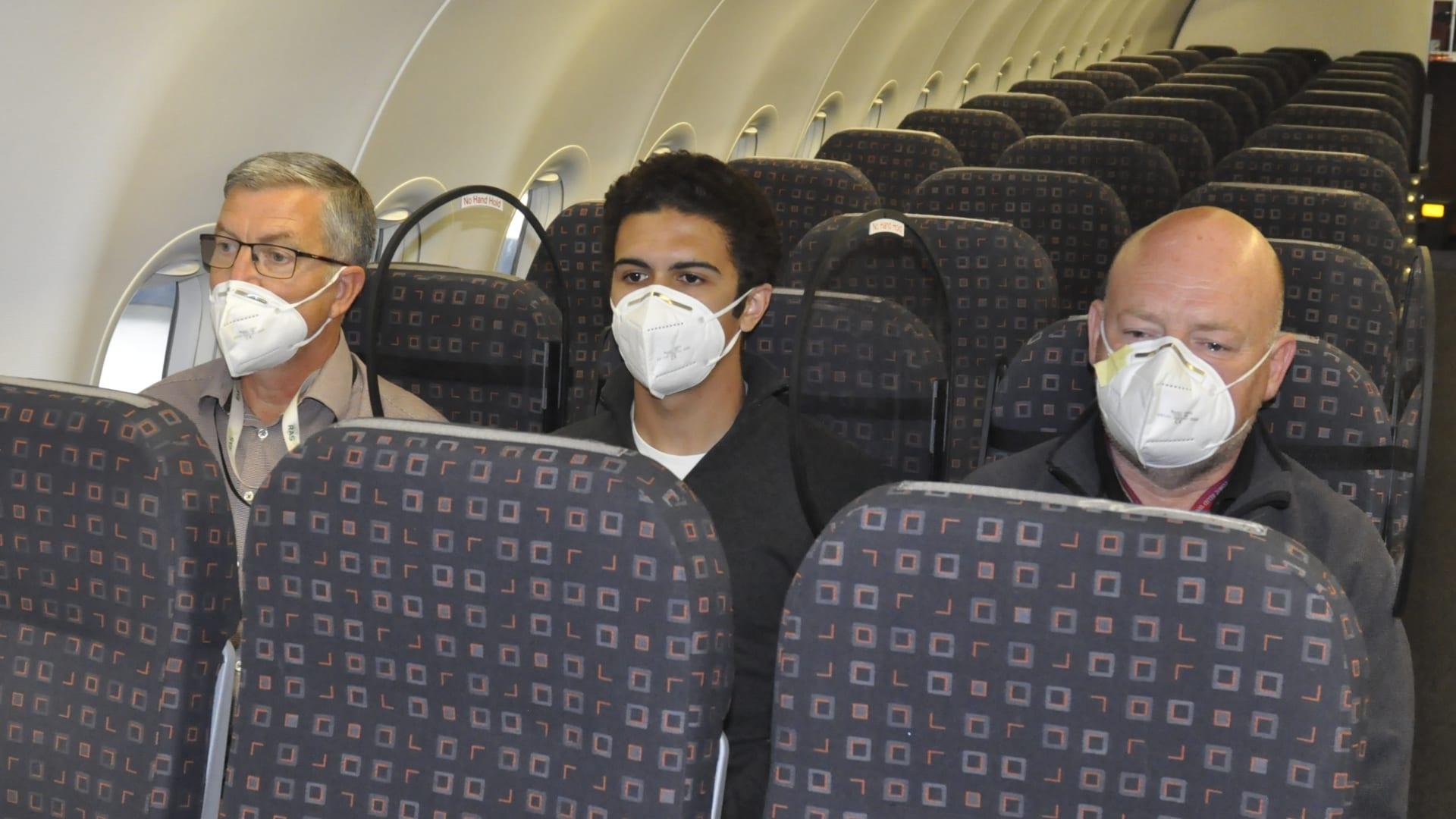 هل سيوقف هذا الجهاز البسيط انتشار فيروس كورونا على الطائرات؟