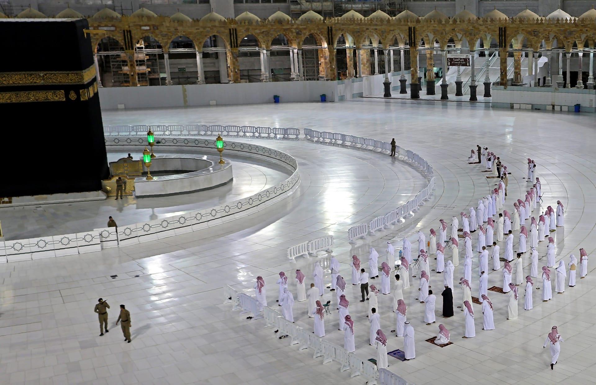السعودية تقرر إقامة الحج بأعداد محدودة للمتواجدين داخل المملكة فقط