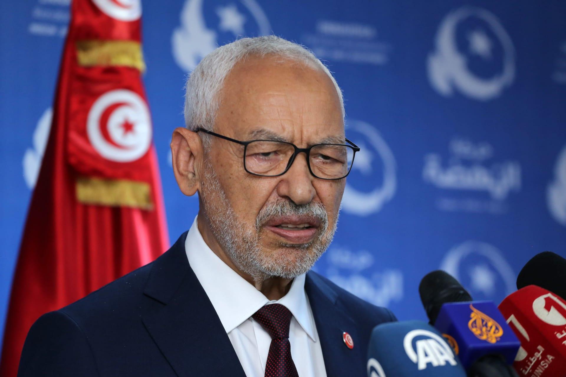 بعد يوم من تصريحات قيس سعيد.. حركة النهضة التونسية تتبنى خيار سحب الثقة من حكومة الفخفاخ