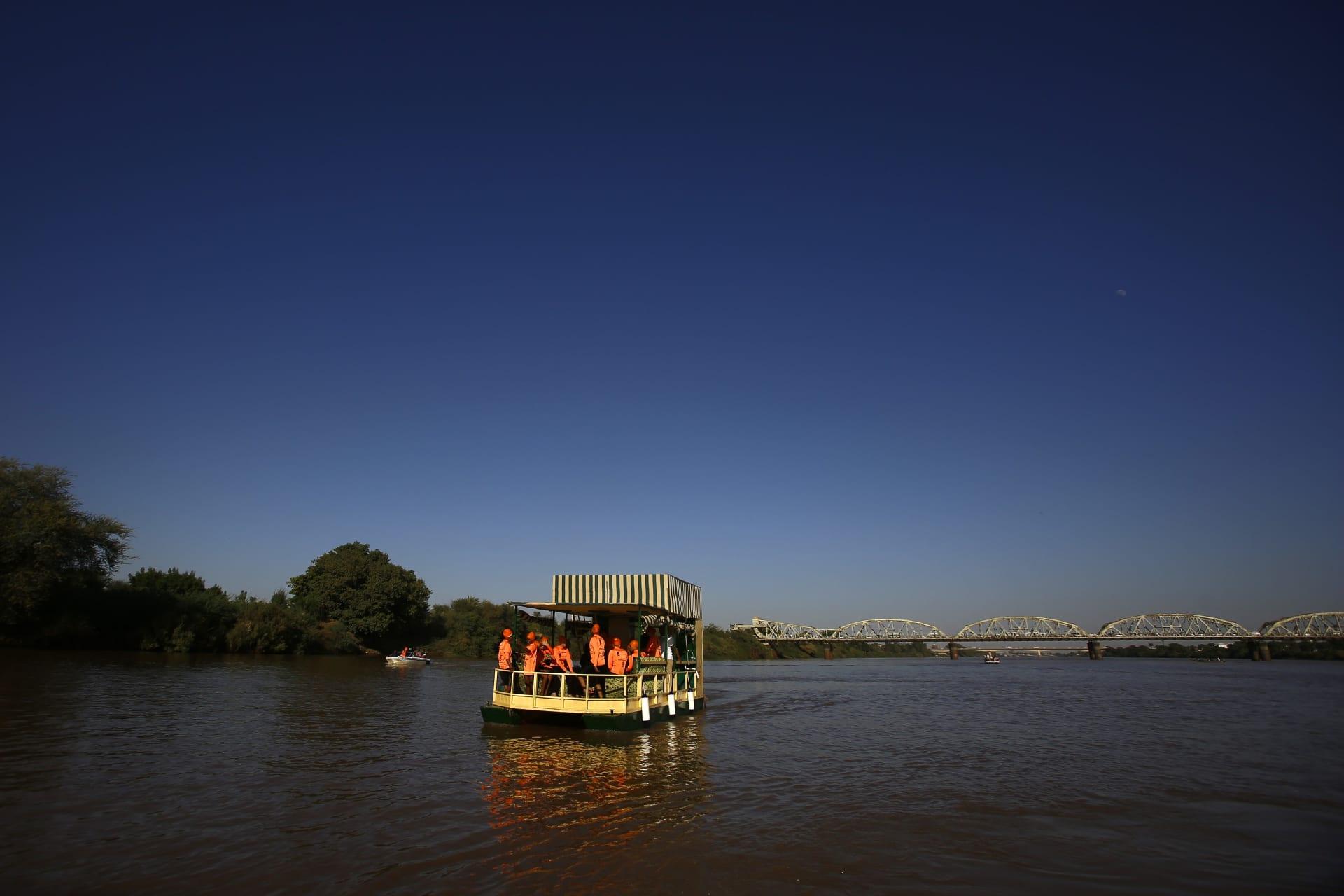 السودان: تسجيل انخفاض بمنسوب مياه النيل يعني إغلاق بوابات سد النهضة من جانب إثيوبيا
