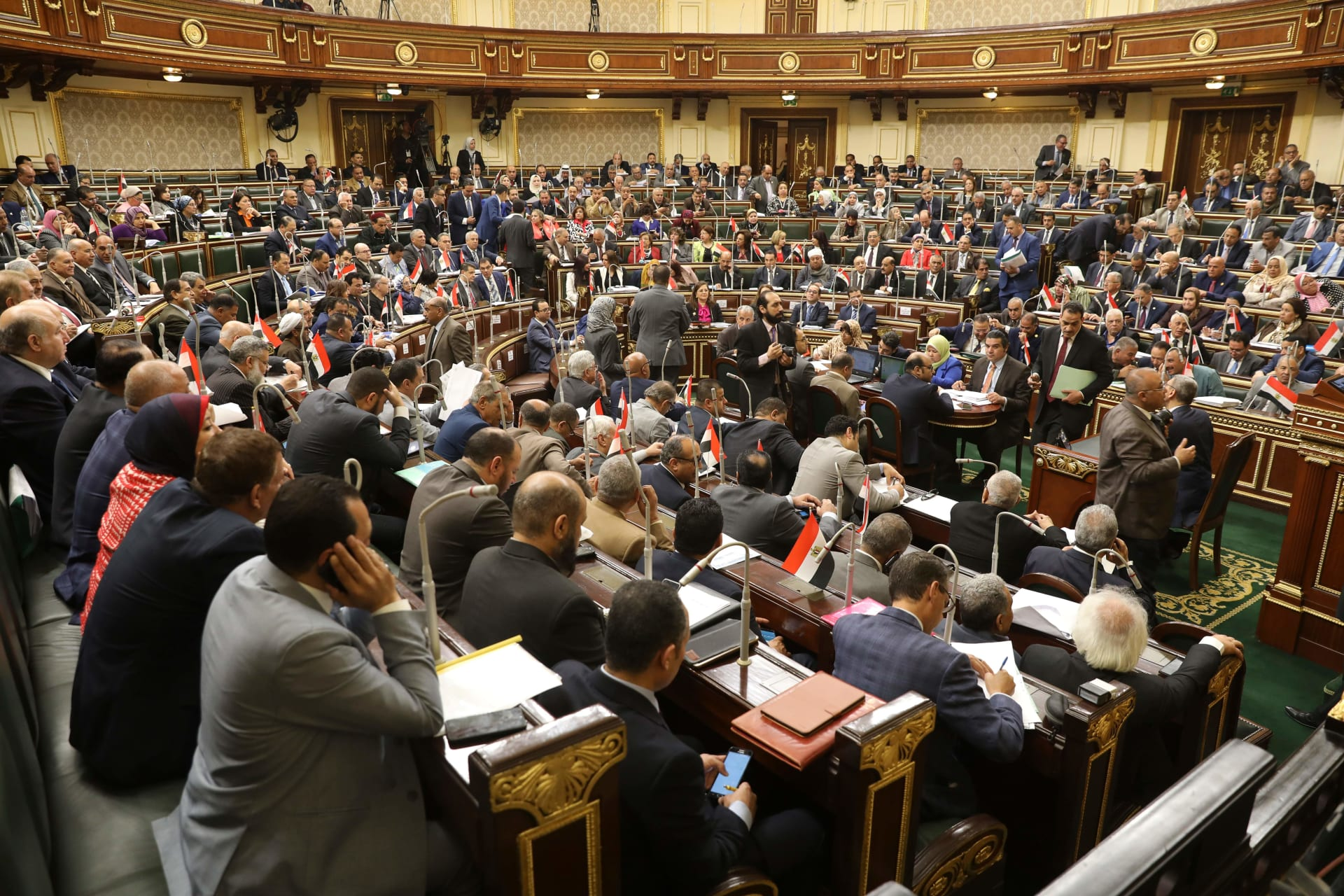 النواب المصري: جلسة سرية بشأن تفويض السيسي لإرسال قوات إلى ليبيا