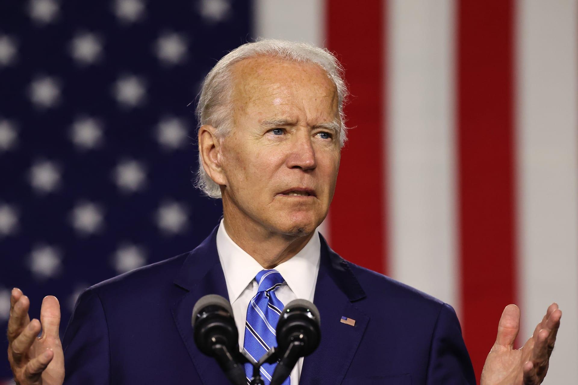 جو بايدن يداعب أصوات مليون ناخب أمريكي مسلم بحديث للنبي محمد