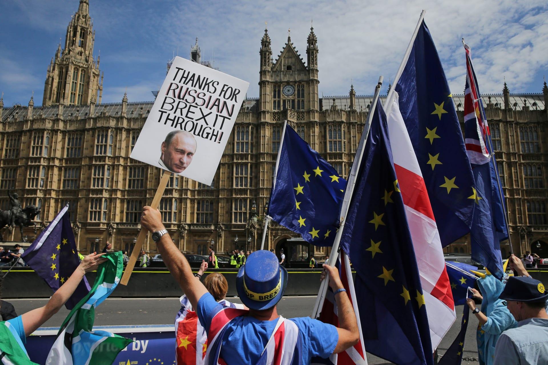تقرير برلماني بريطاني يتهم الحكومة والاستخبارات بالتقاعس في مواجهة التدخلات الروسية