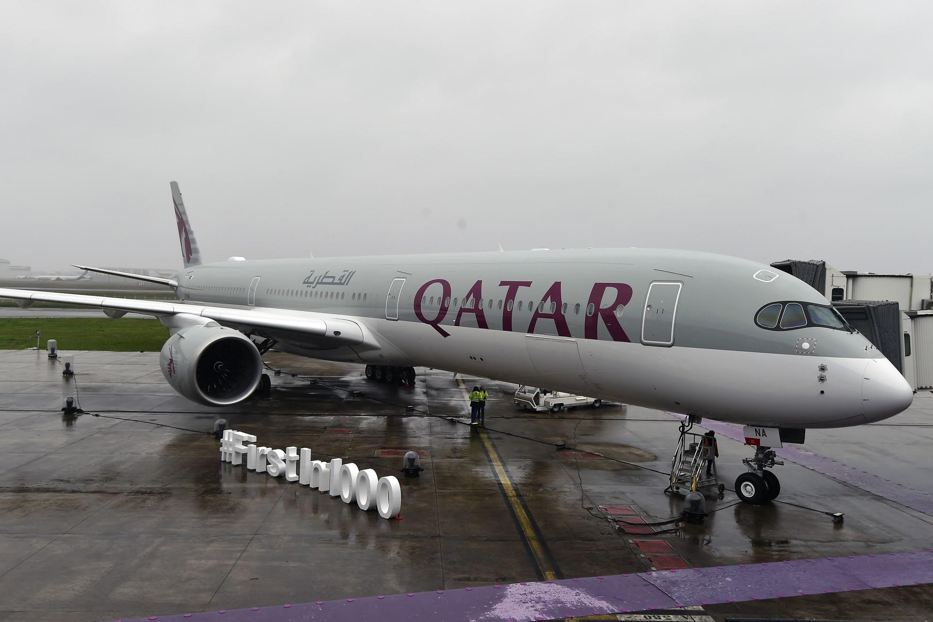 الخطوط الجوية القطرية تطالب الدول الأربع بتعويض بمليارات الدولارات على الأضرار الناجمة عن المقاطعة