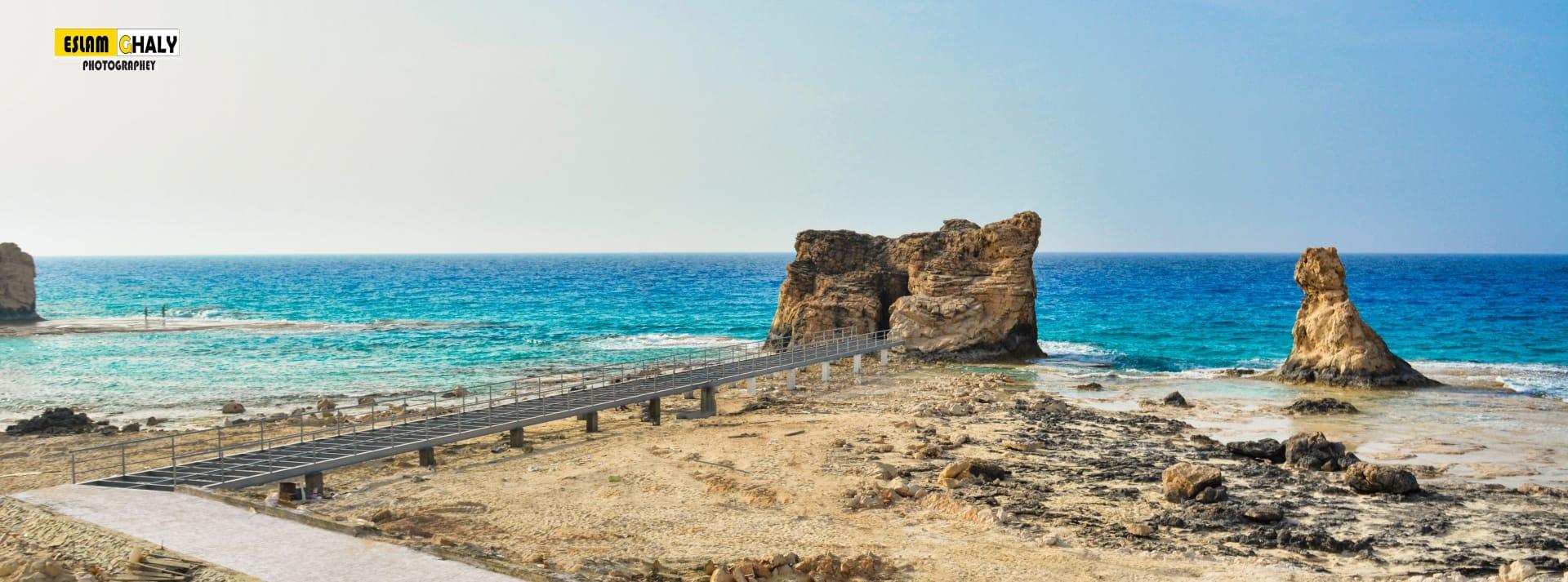 حمام كليوباترا في مصر