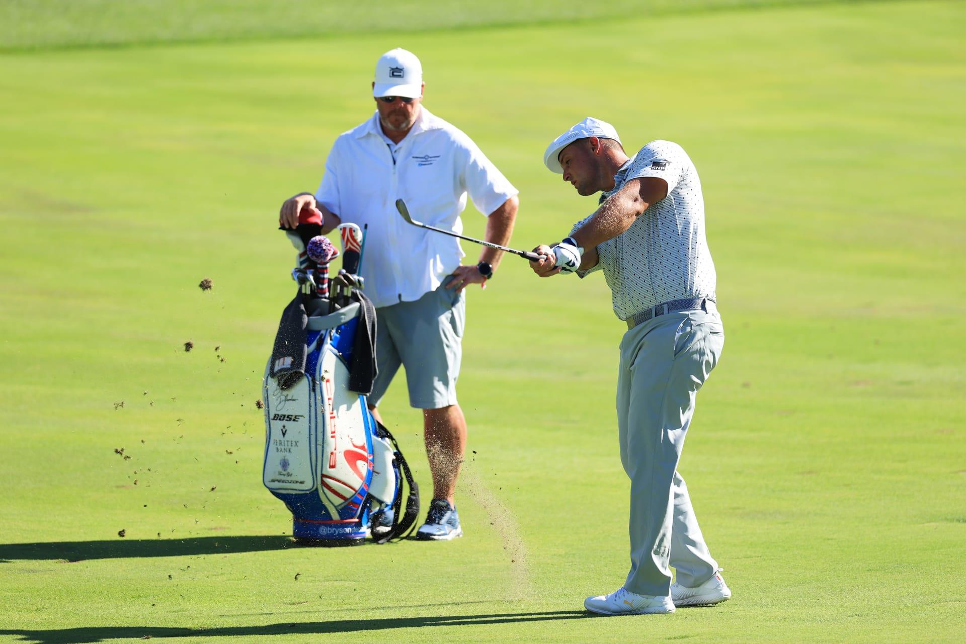 الأمريكي برايسون ديشامبو يحدث ضجة في عالم الغولف بتحوله الجسدي وسط جائحة كورونا