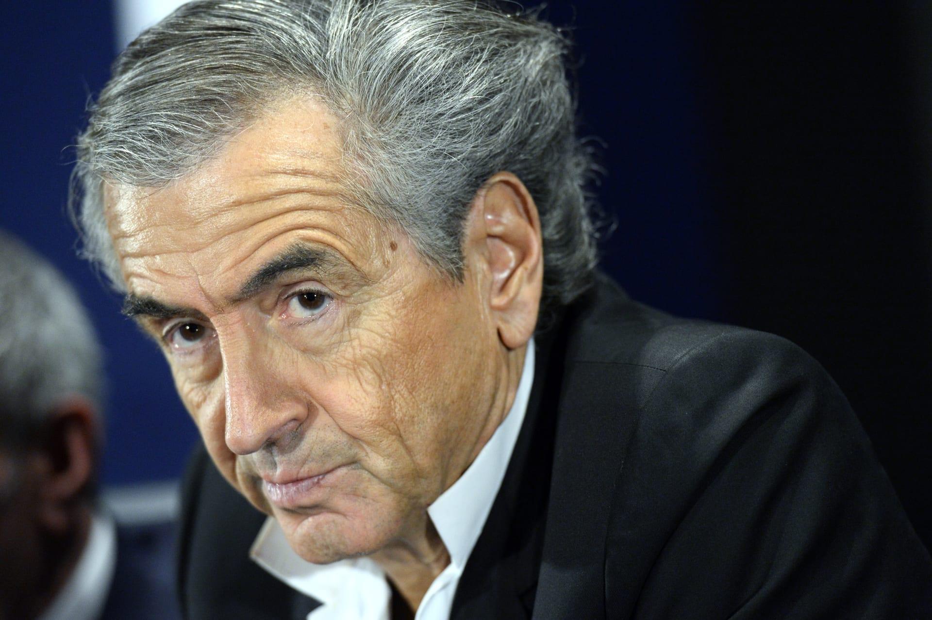 حكومة الوفاق: لا علم لنا بزيارة برنارد ليفي إلى ليبيا.. وإجراءات رادعة ضد المتورطين