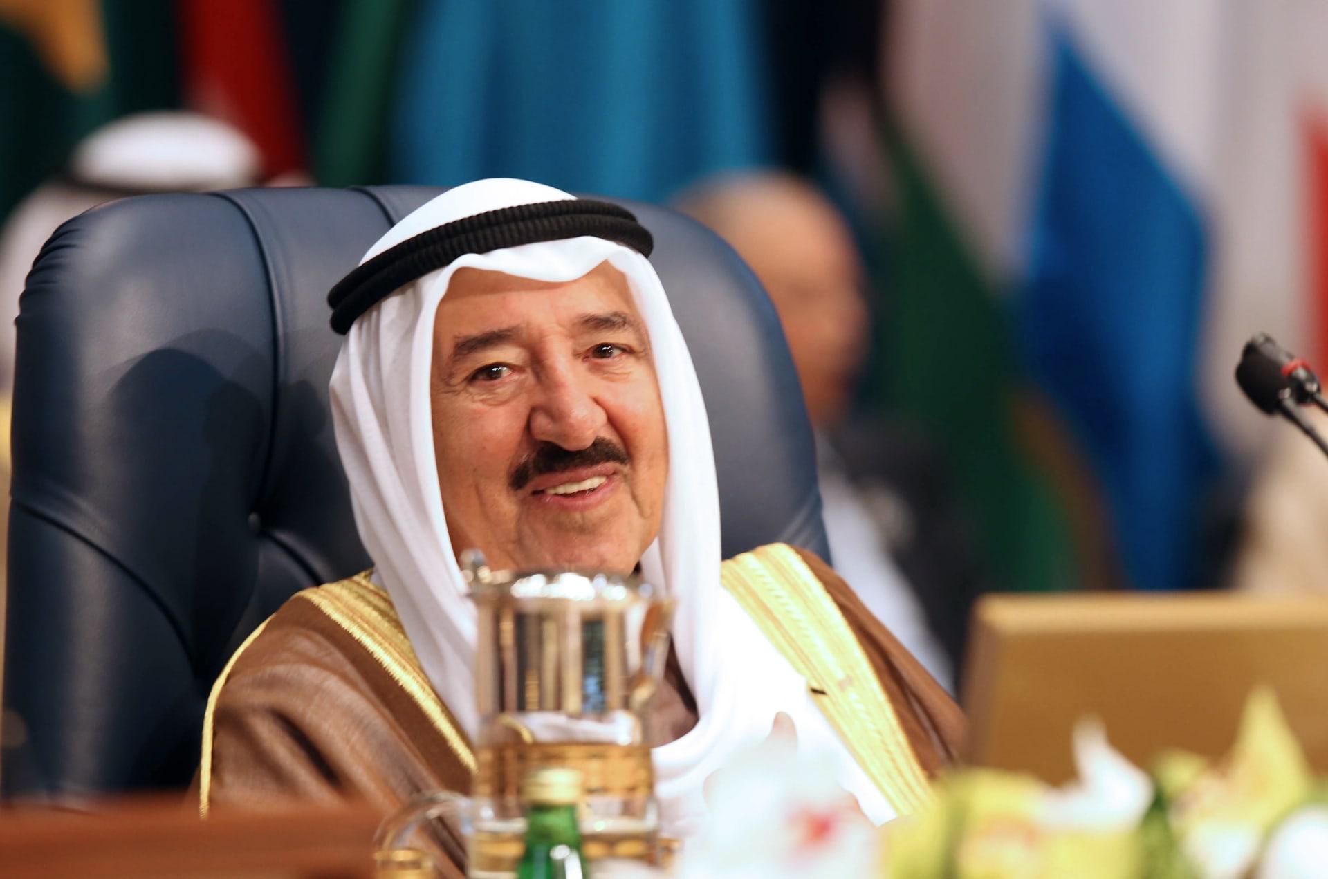 الحكومة الكويتية: صحة أمير البلاد مُستقرة مع استكماله علاجه في أمريكا