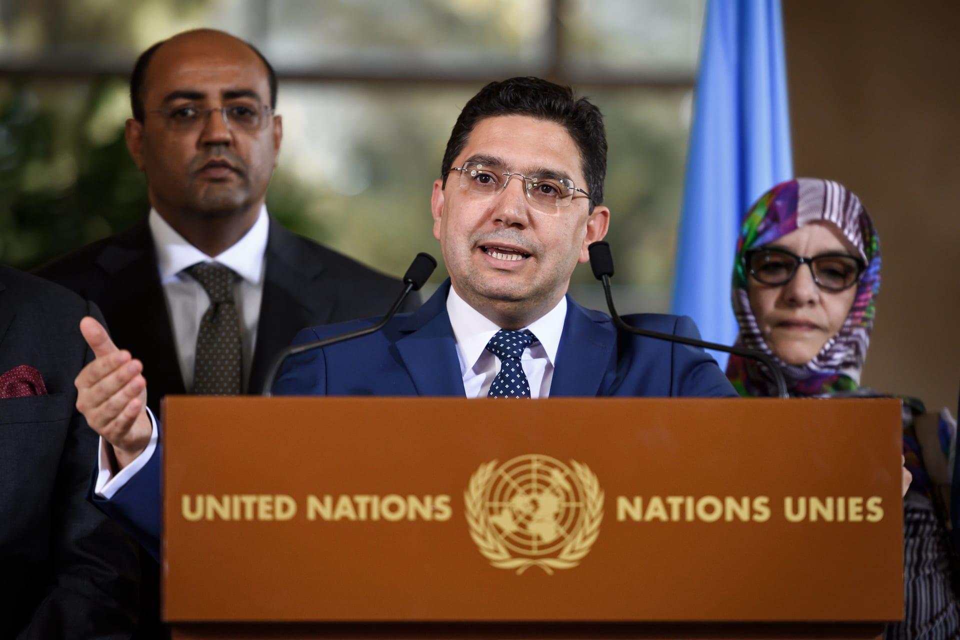 """المغرب: لن نقدم حلا للأزمة الليبية.. ومبادرة عقيلة صالح تشكل تطورًا """"إيجابيًا"""""""