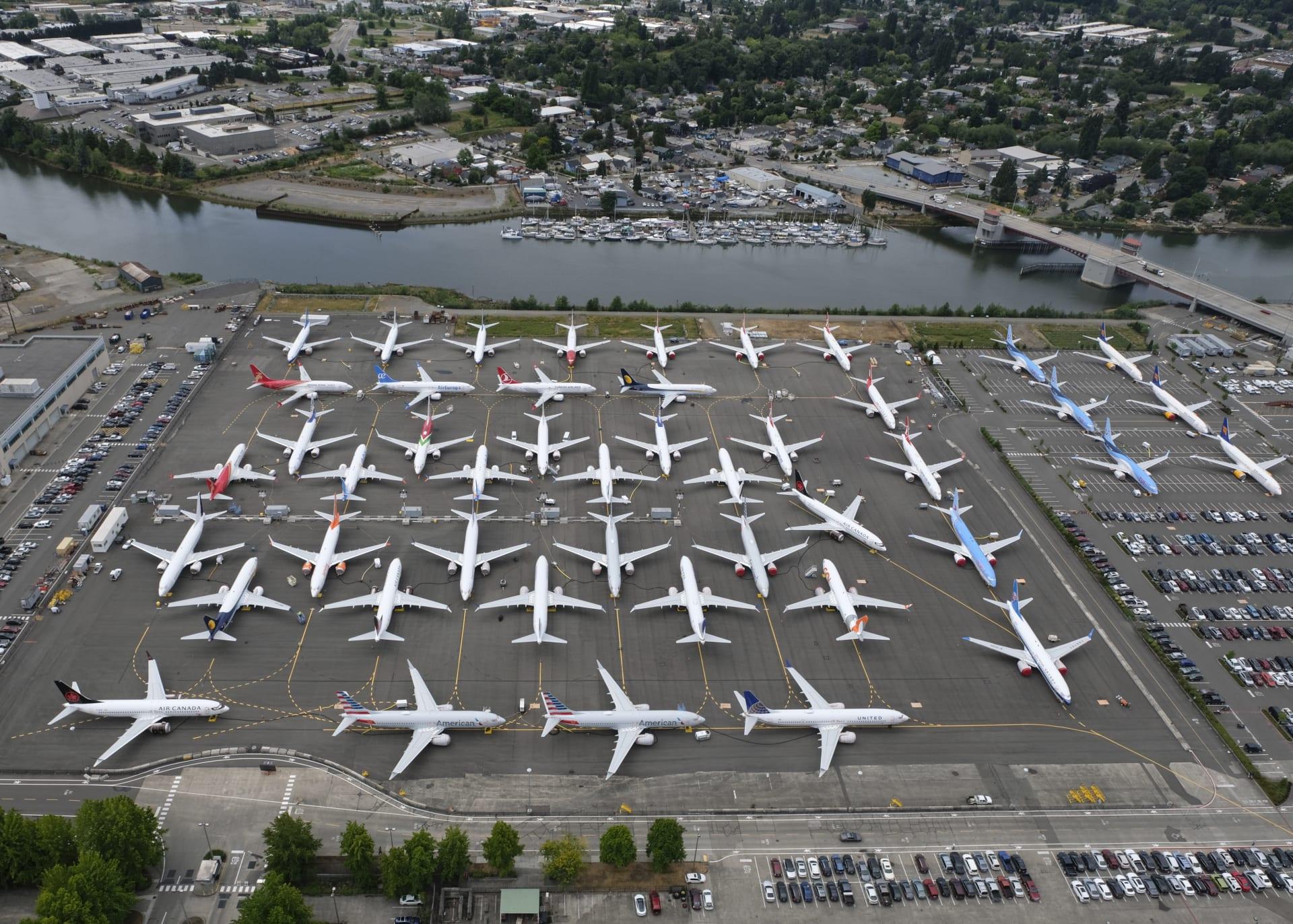 بسبب كورونا وطائرة 737 ماكس المضطربة.. بوينغ تخسر 2.4 مليار دولار في 3 أشهر