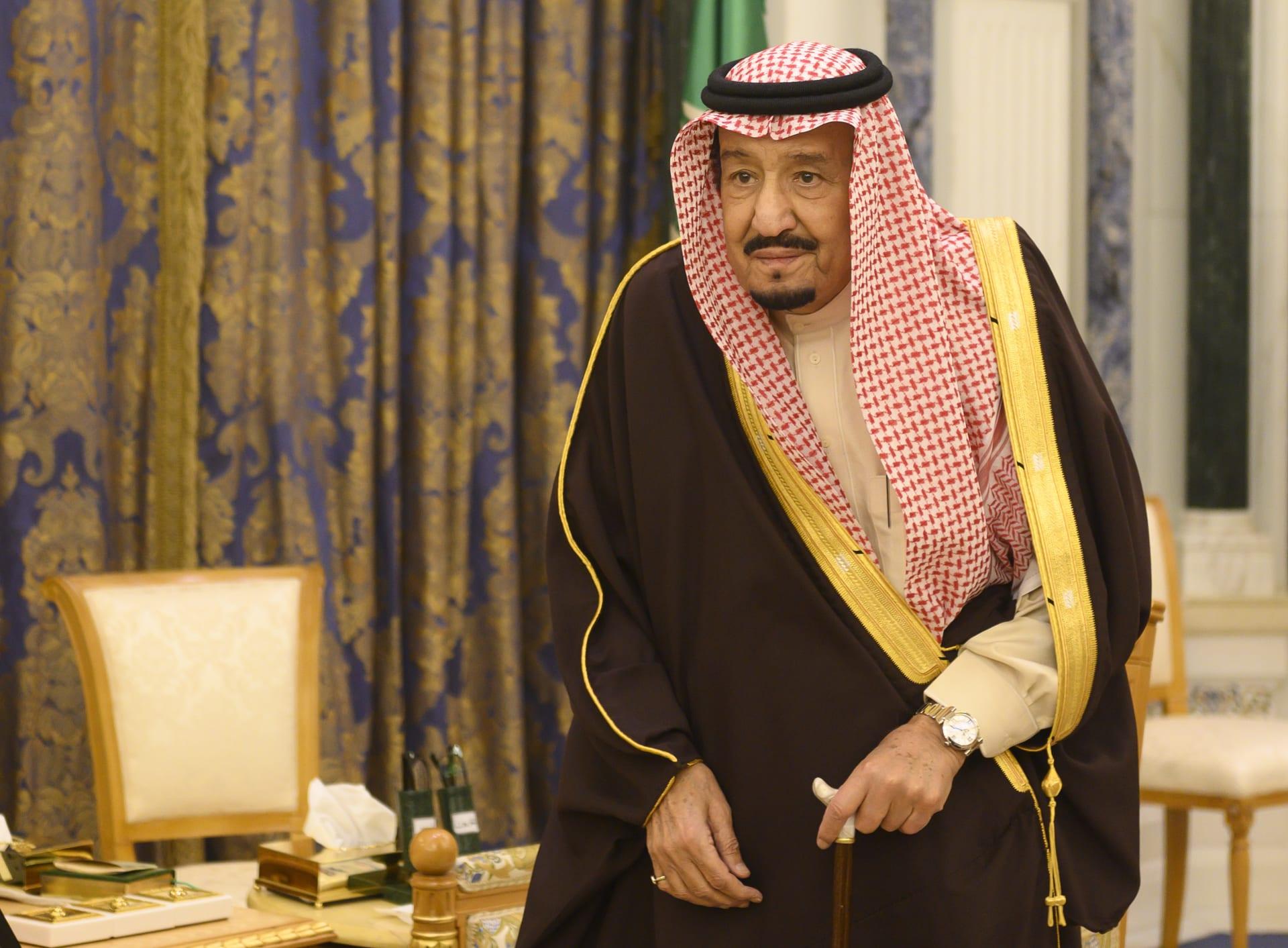 خروج الملك سلمان من المستشفى بعد خضوعه لعملية جراحية