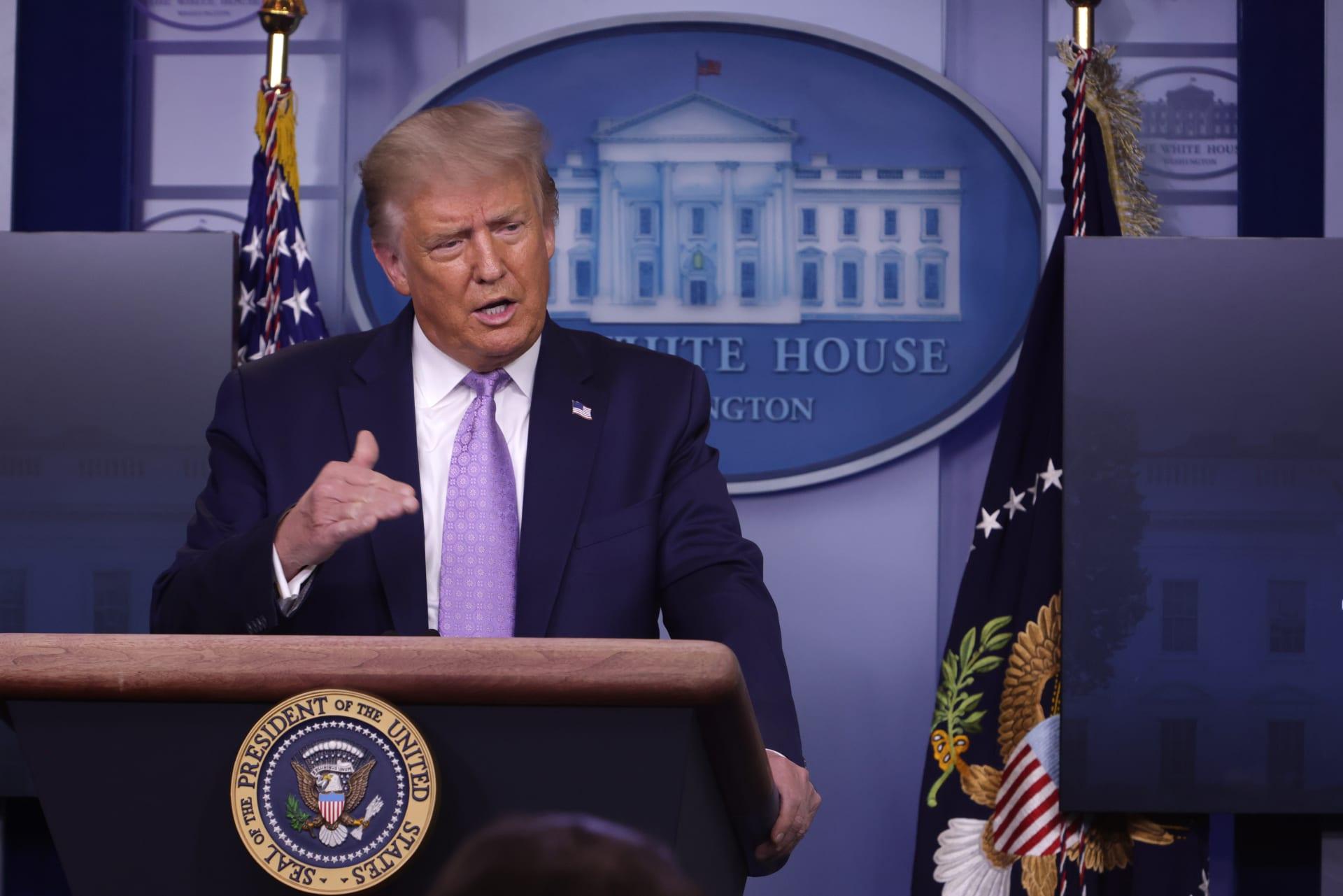 ترامب: سأعقد اتفاقات فورًا مع إيران وكوريا الشمالية إذا فزت في الانتخابات