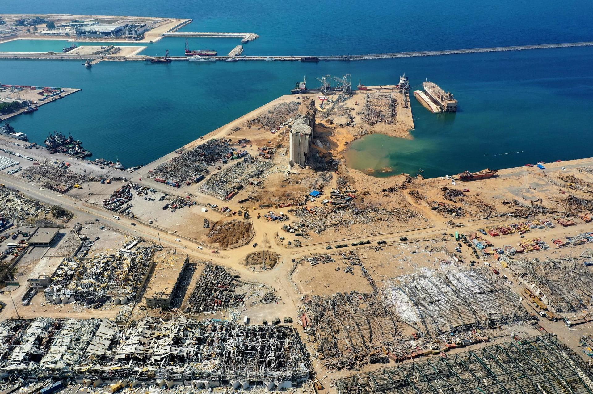 تركيا تعلن استعدادها لإعادة إعمار مرفأ بيروت: ميناء مرسين في خدمة اللبنانيين