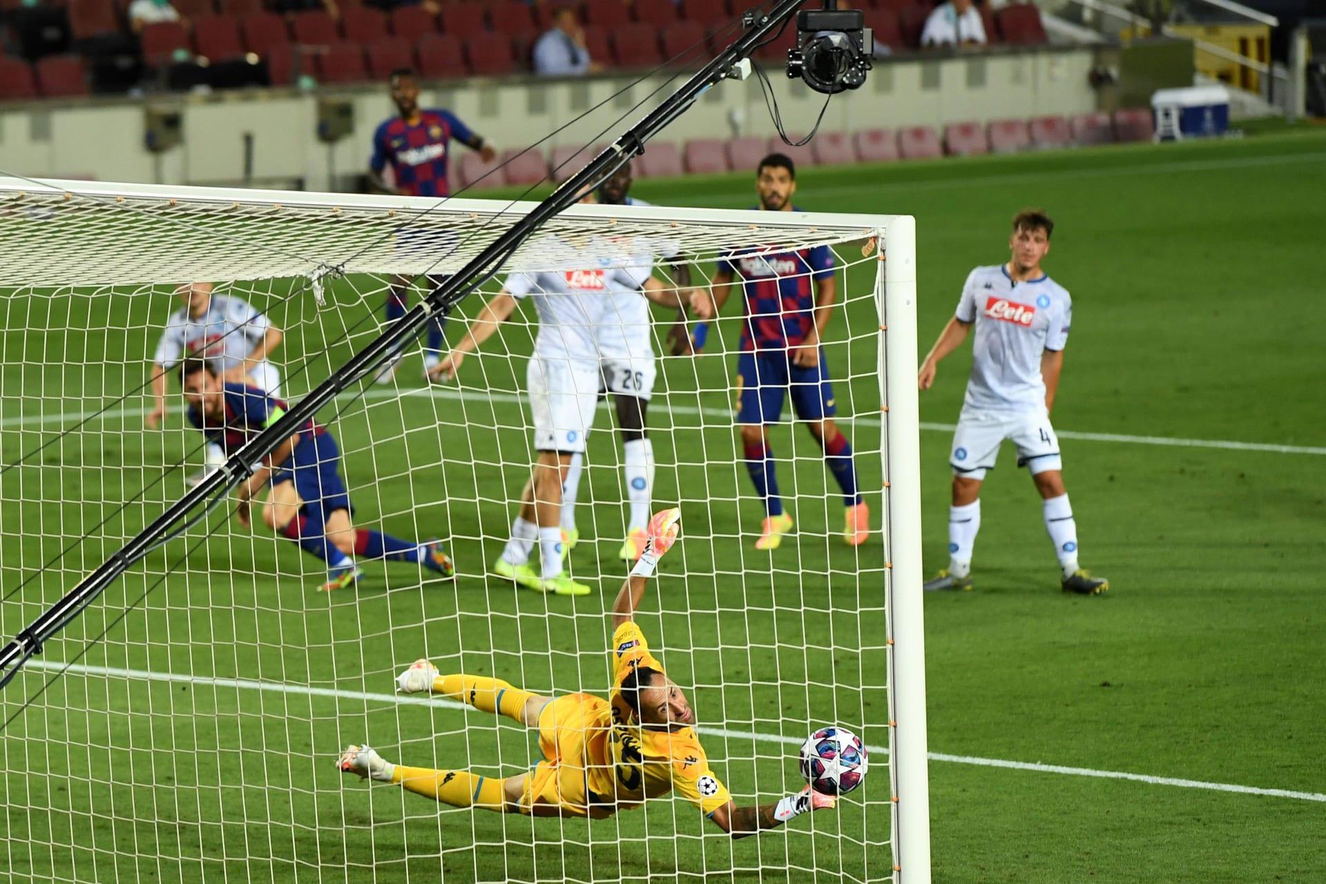برشلونة وبايرن ميونخ إلى ربع نهائي دوري أبطال أوروبا بعد هزيمتهما نابولي وتشيلسي