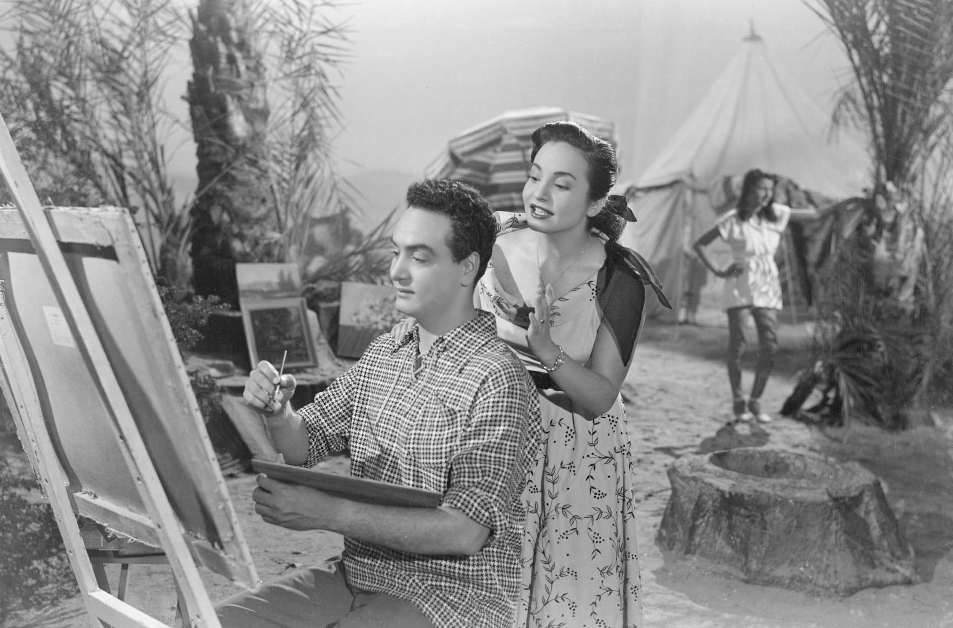 صور نادرة للسينما المصرية تعود إلى القرن العشرين