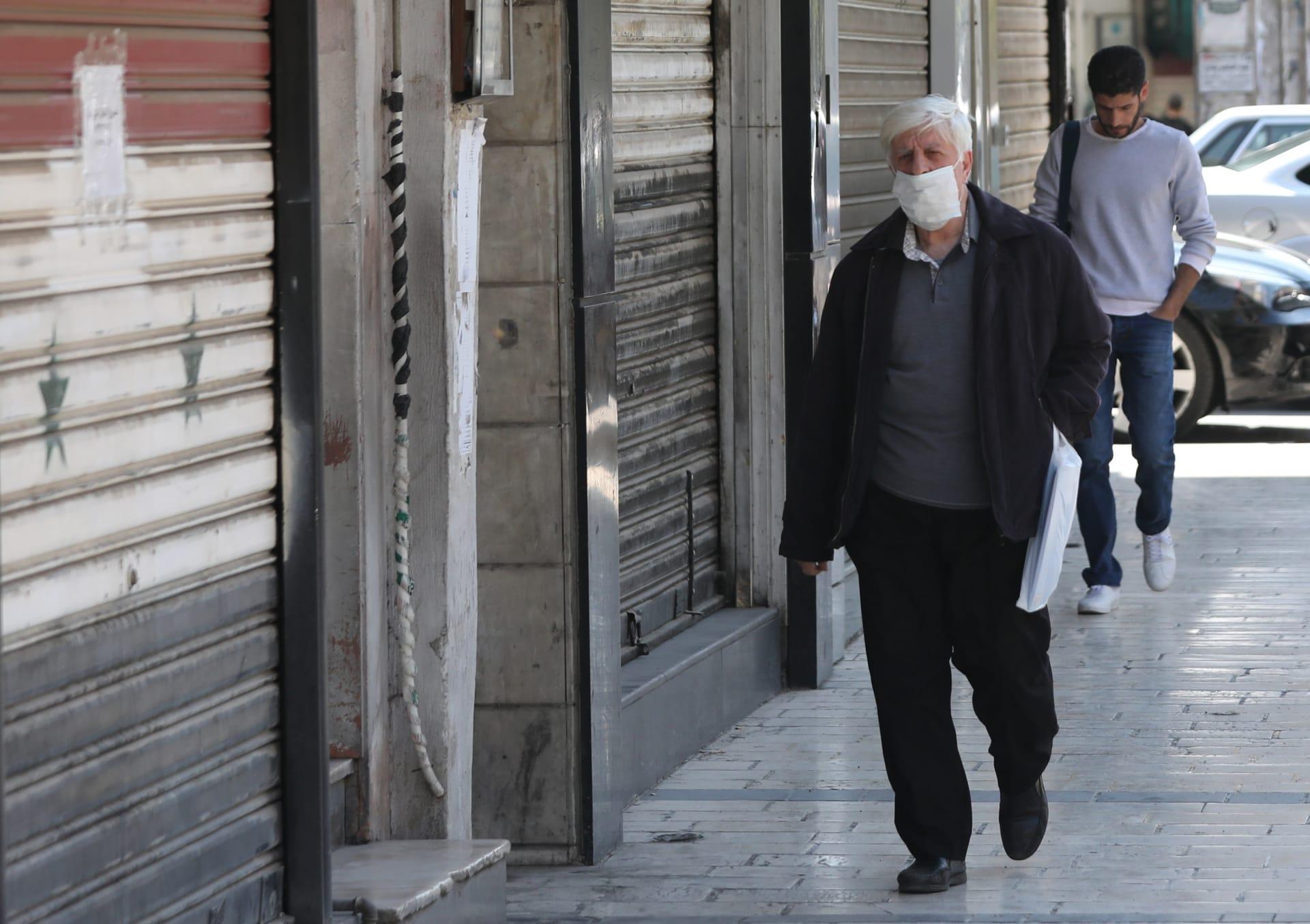 """بسبب ارتفاع إصابات كورونا في سوريا.. الأردن يقرر إغلاق """"حدود جابر"""" لمدة أسبوع"""