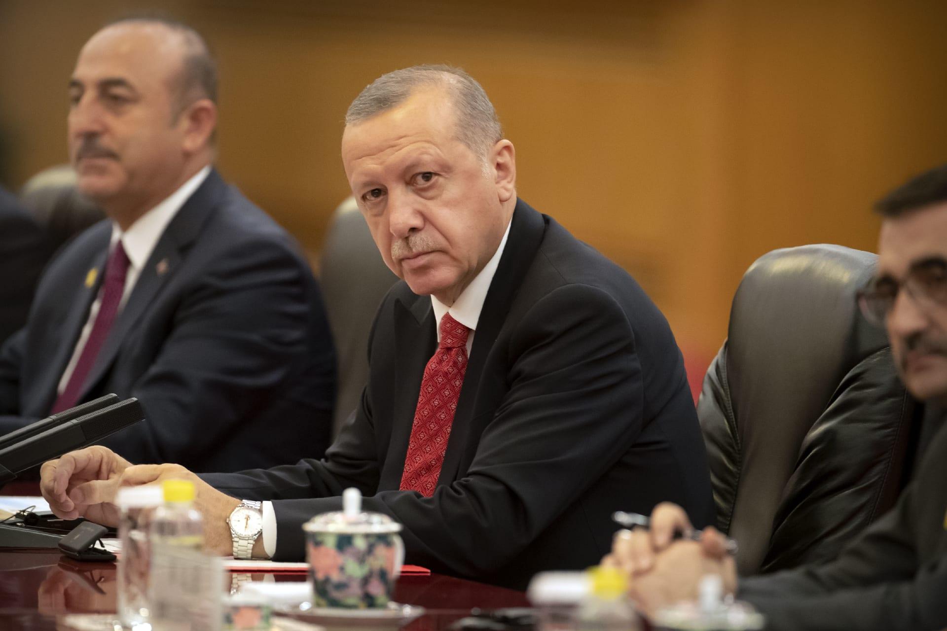 """قال أردوغان """"مزقتها تركيا قبل 100 عام"""".. ما قصة معاهدة سيفر؟"""