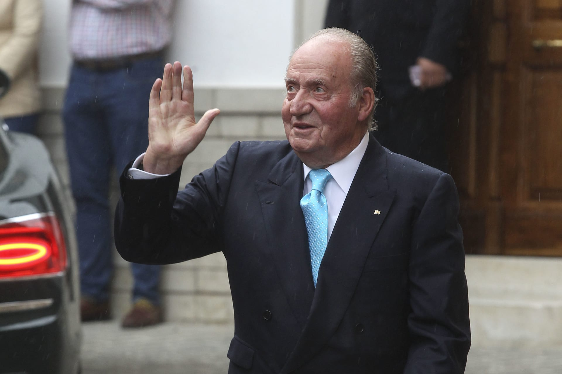 البيت الملكي: ملك إسبانيا السابق خوان كارلوس في الإمارات منذ 3 أغسطس
