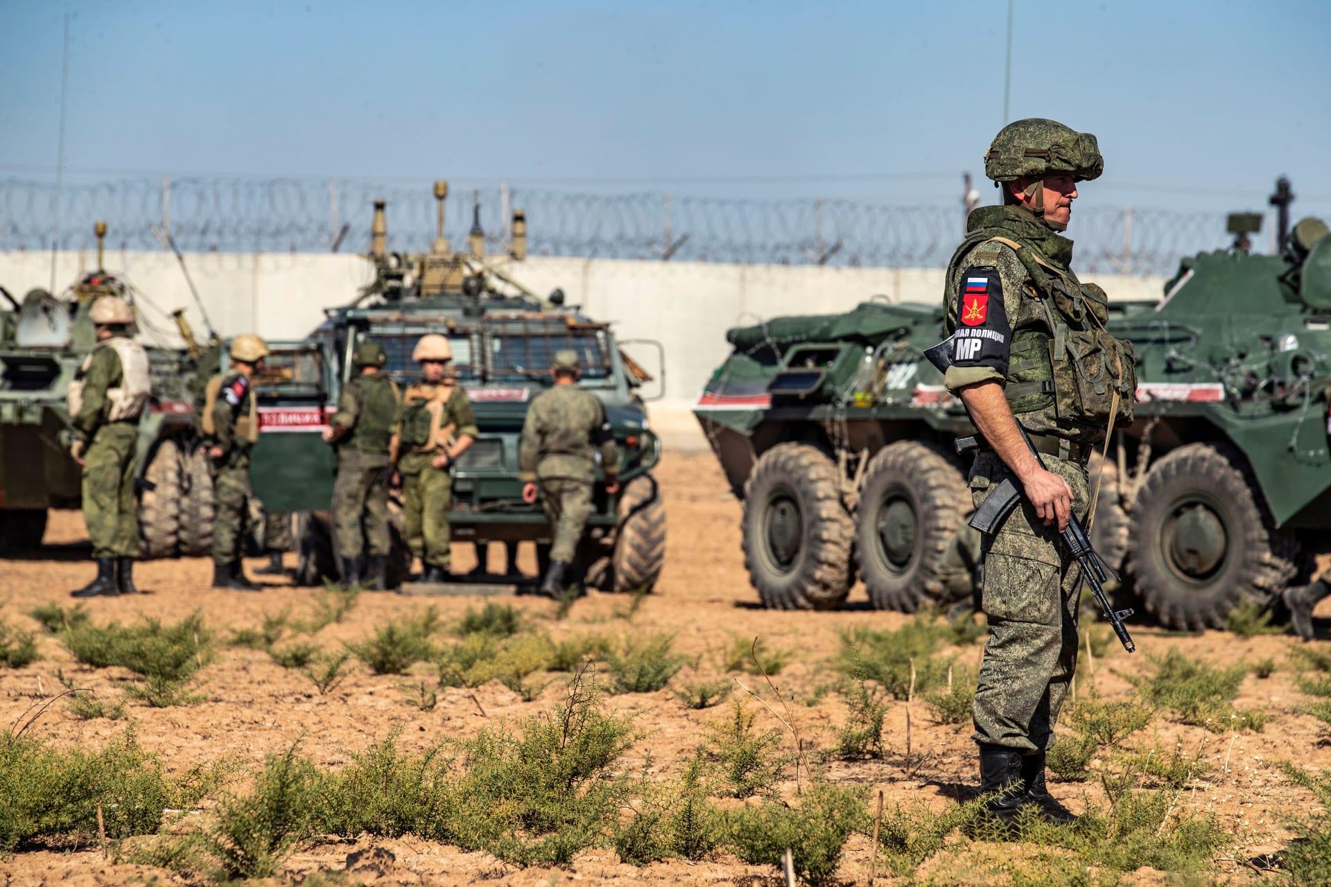 سوريا.. مقتل لواء عسكري روسي في انفجار بدير الزور