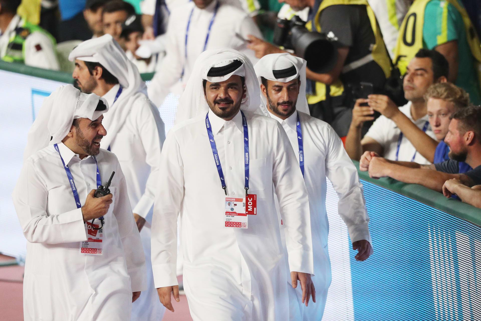 شقيق أمير قطر: الدوحة نقلت باريس سان جيرمان من منافس محلي إلى النخبة الكروية