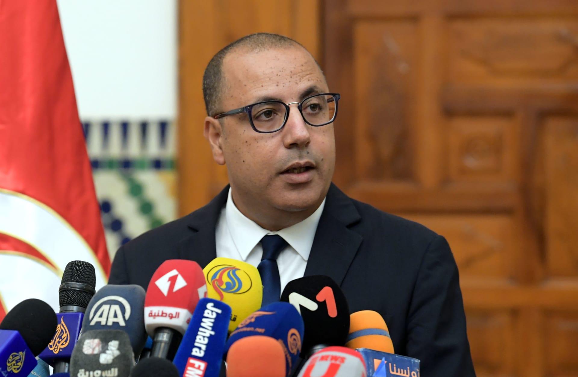 """""""25 وزيرًا منهم 9 نساء"""".. المشيشي يعلن تشكيل حكومة تونس الجديدة"""