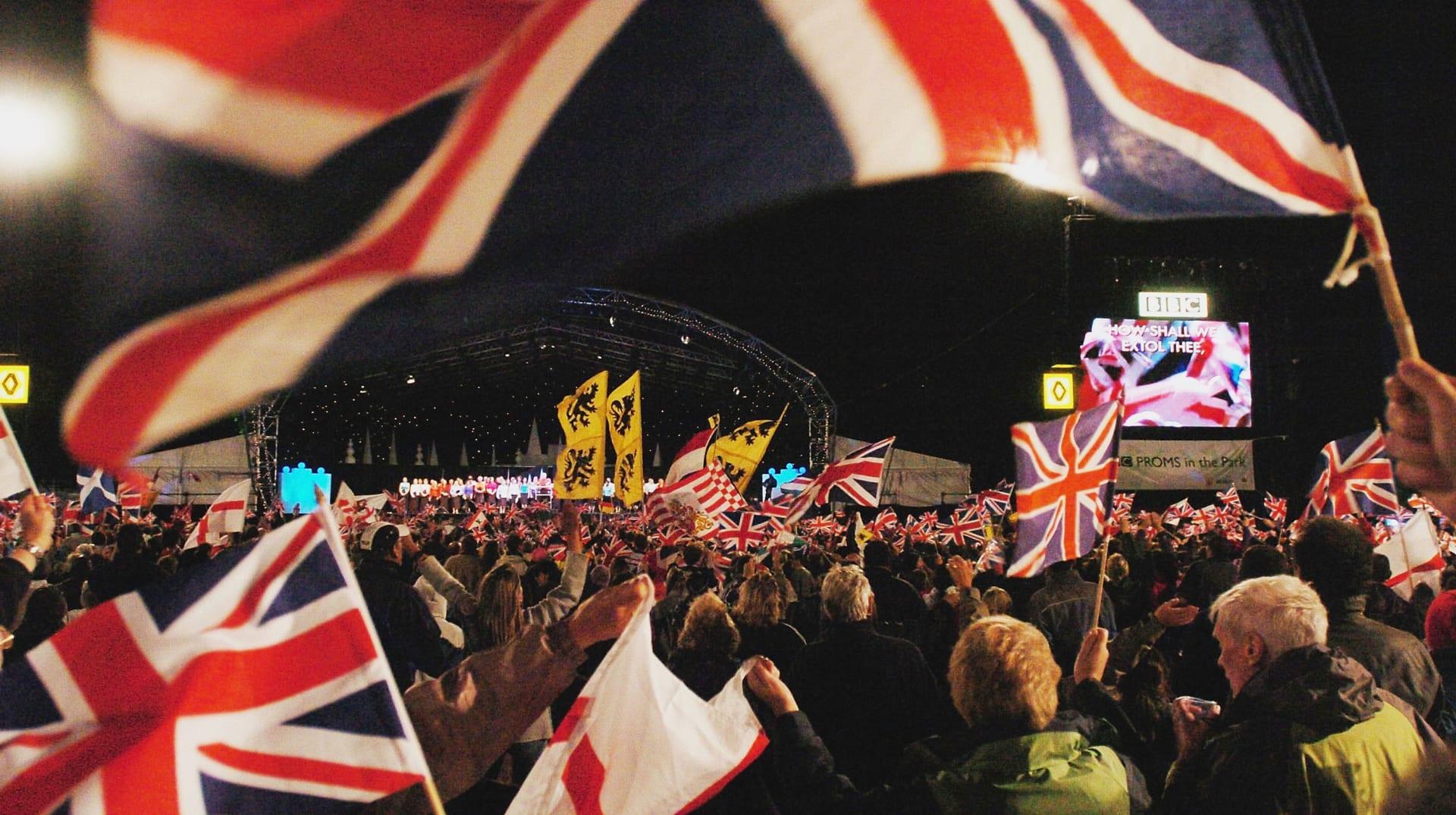 BBC تزيل كلمات أغان وطنية ترتبط بالاستعمار من حفلاتها السنوية