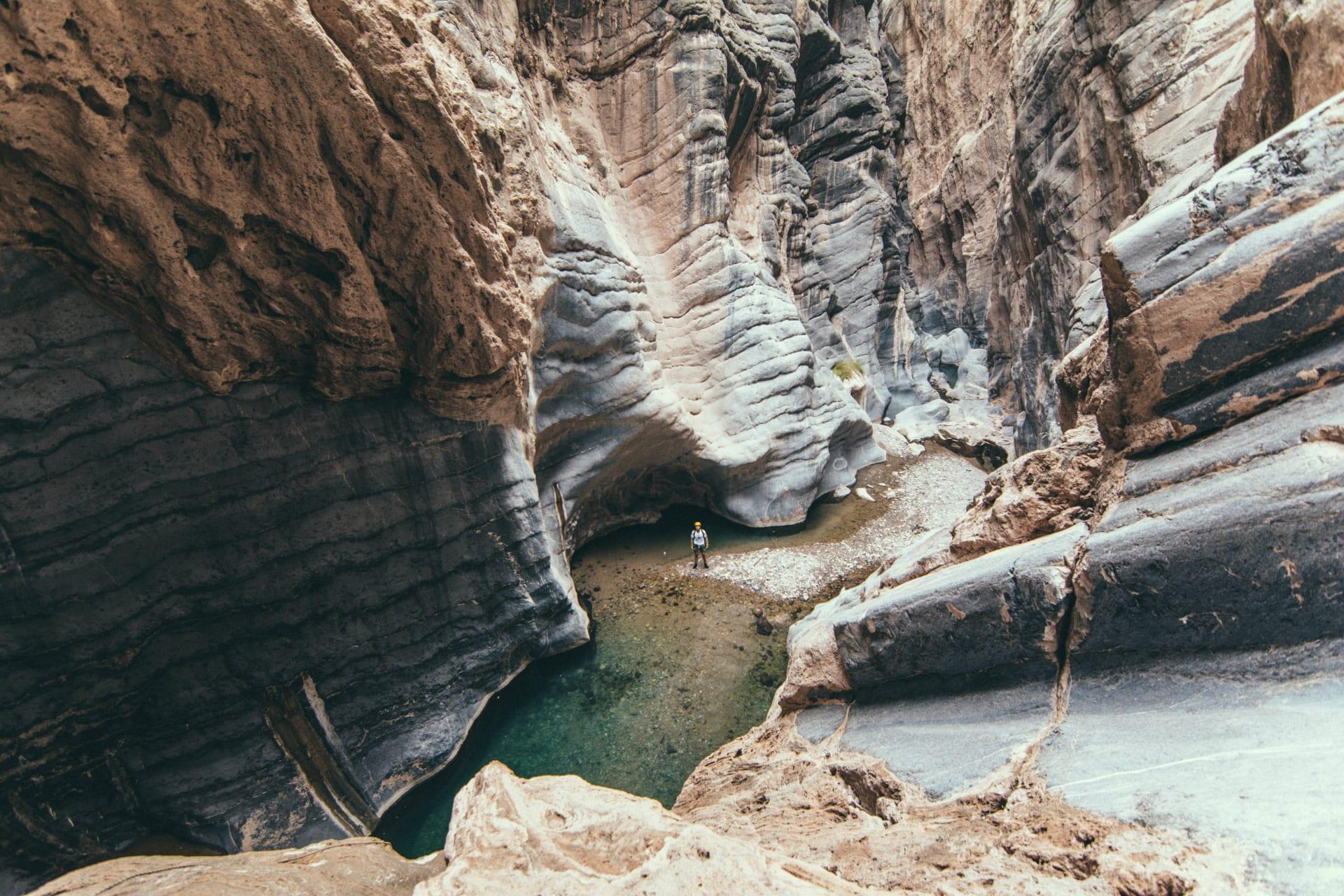 """السبب ليس كما تعتقد.. لم سمي """"وادي الثعابين"""" في عمان بهذه الطريقة؟"""