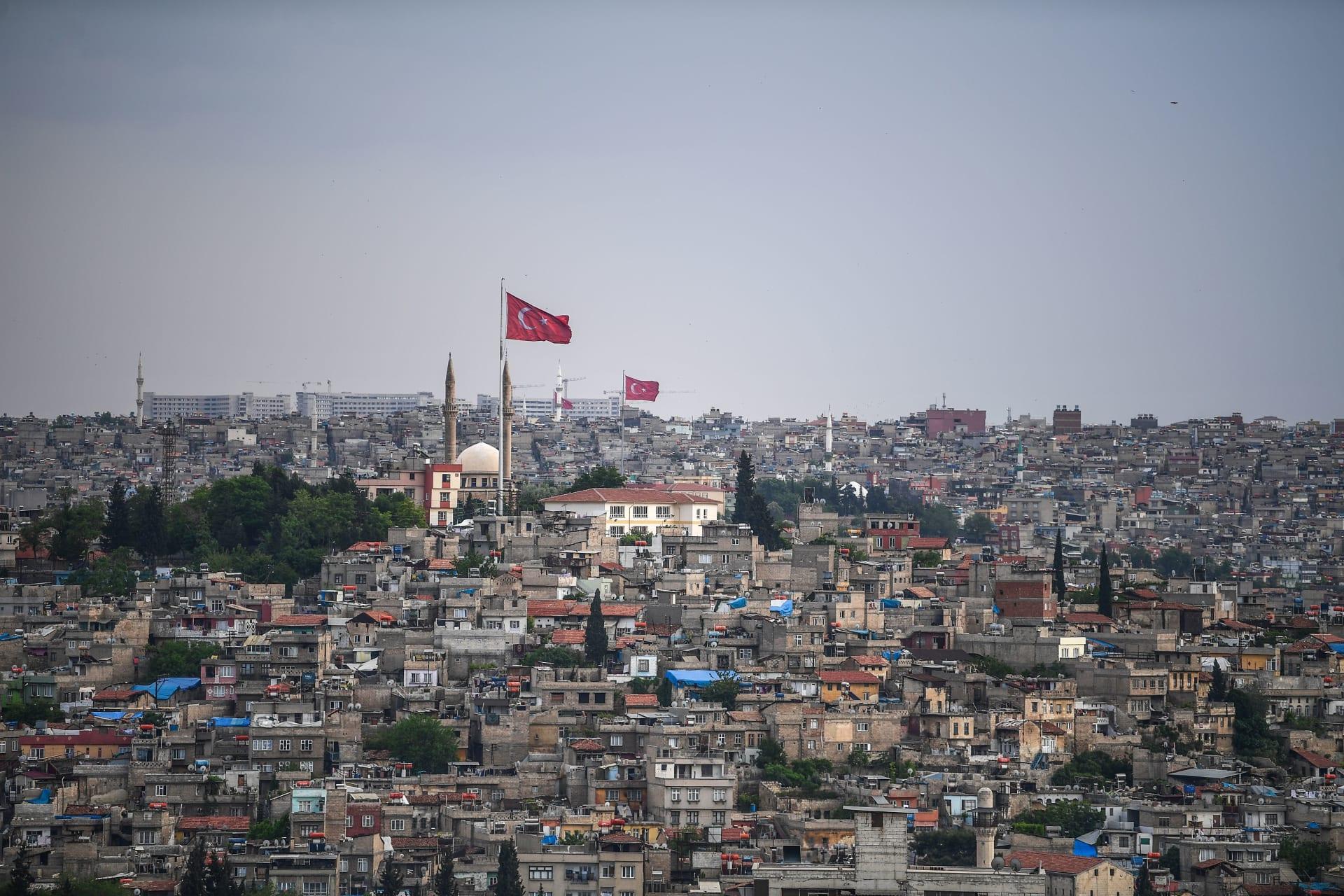 صورة أرشيفية عامة من غازي عنتاب بتركيا