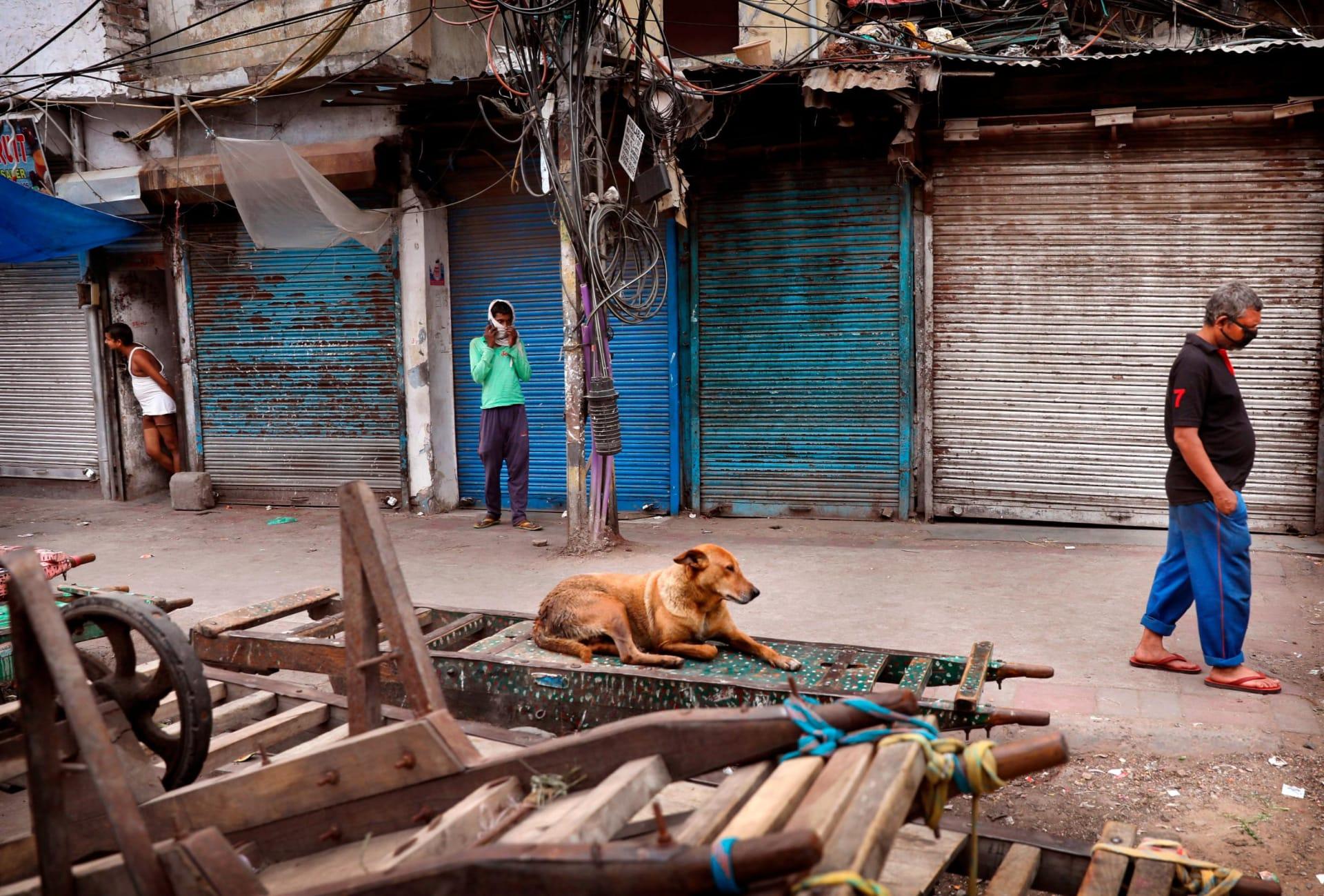 بسبب كورونا.. الاقتصاد الهندي يتراجع بأسرع وتيرة في تاريخه