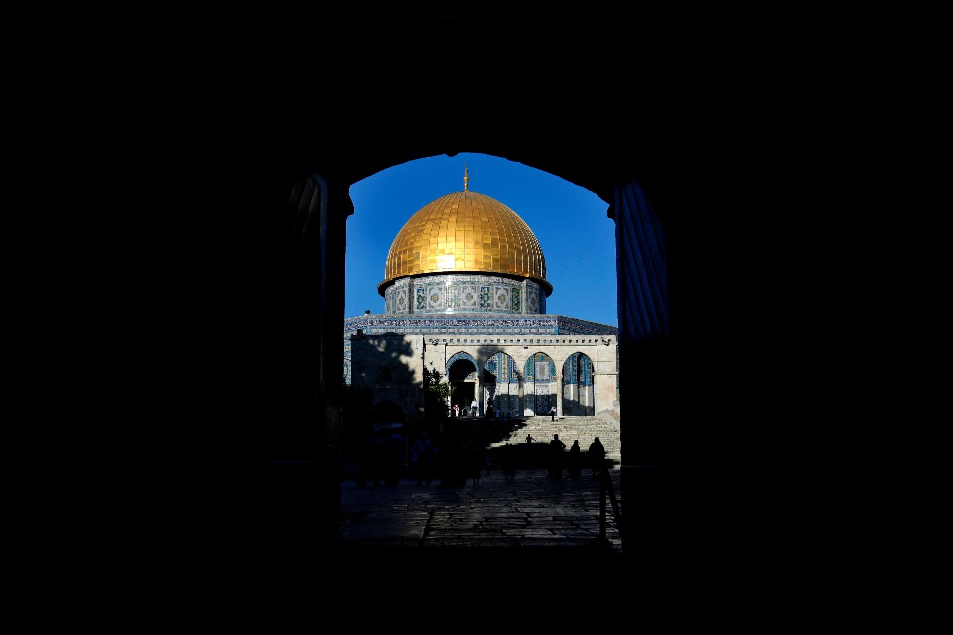 """الأردن يدين استمرار """"الانتهاكات"""" الإسرائيلية في المسجد الأقصى"""