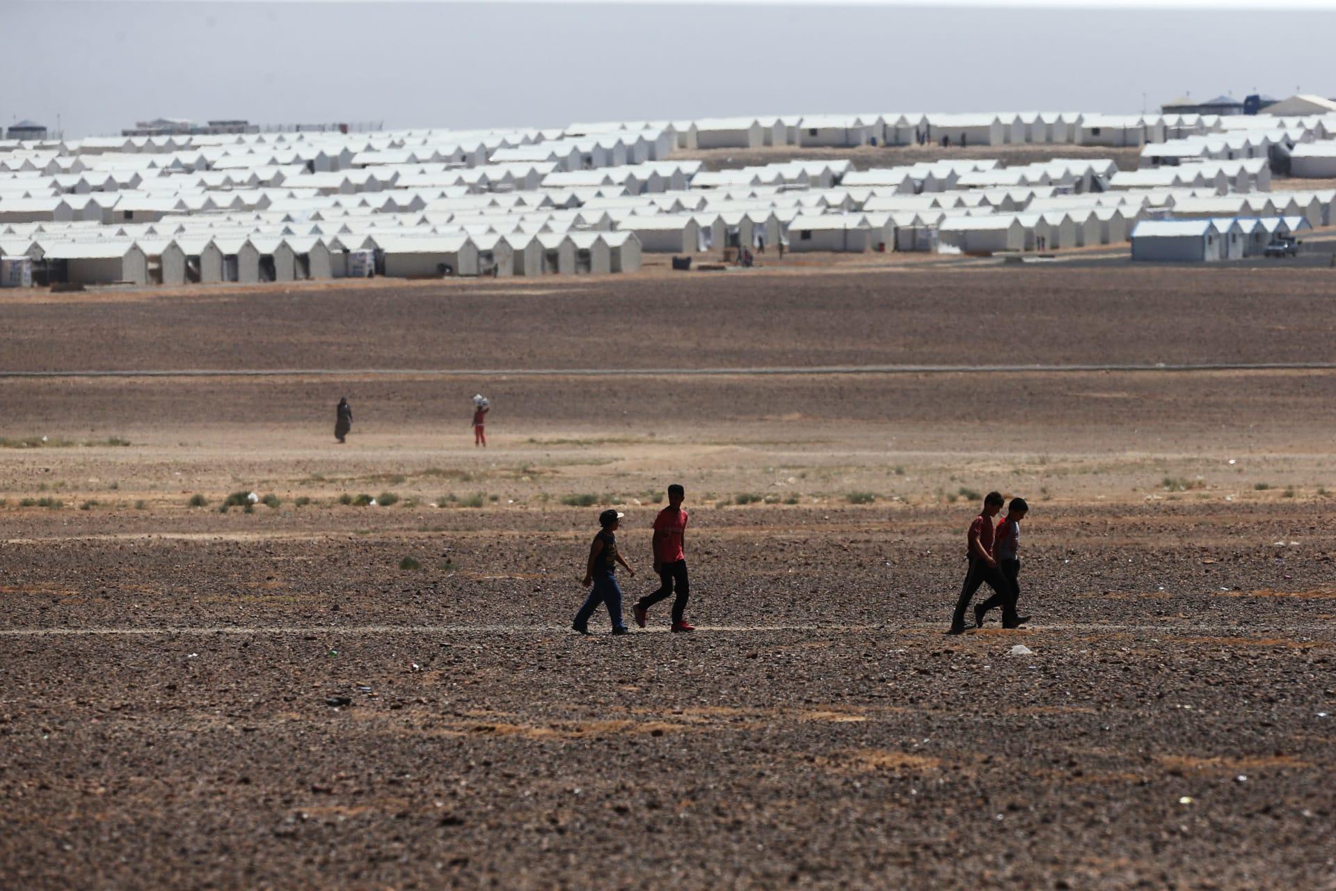 أول حالتي إصابة بفيروس كورونا بين اللاجئين السوريين في الأردن