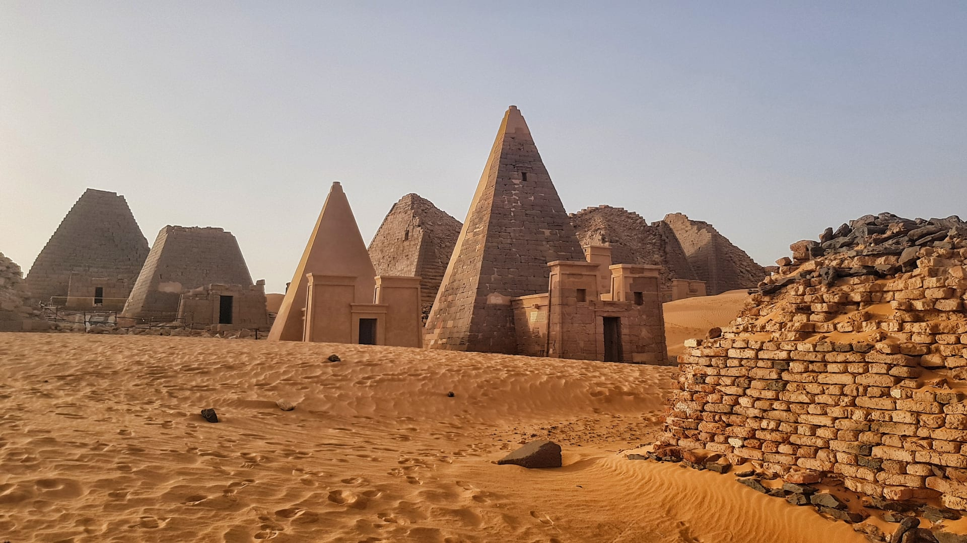 منطقة البحراوية الأثرية