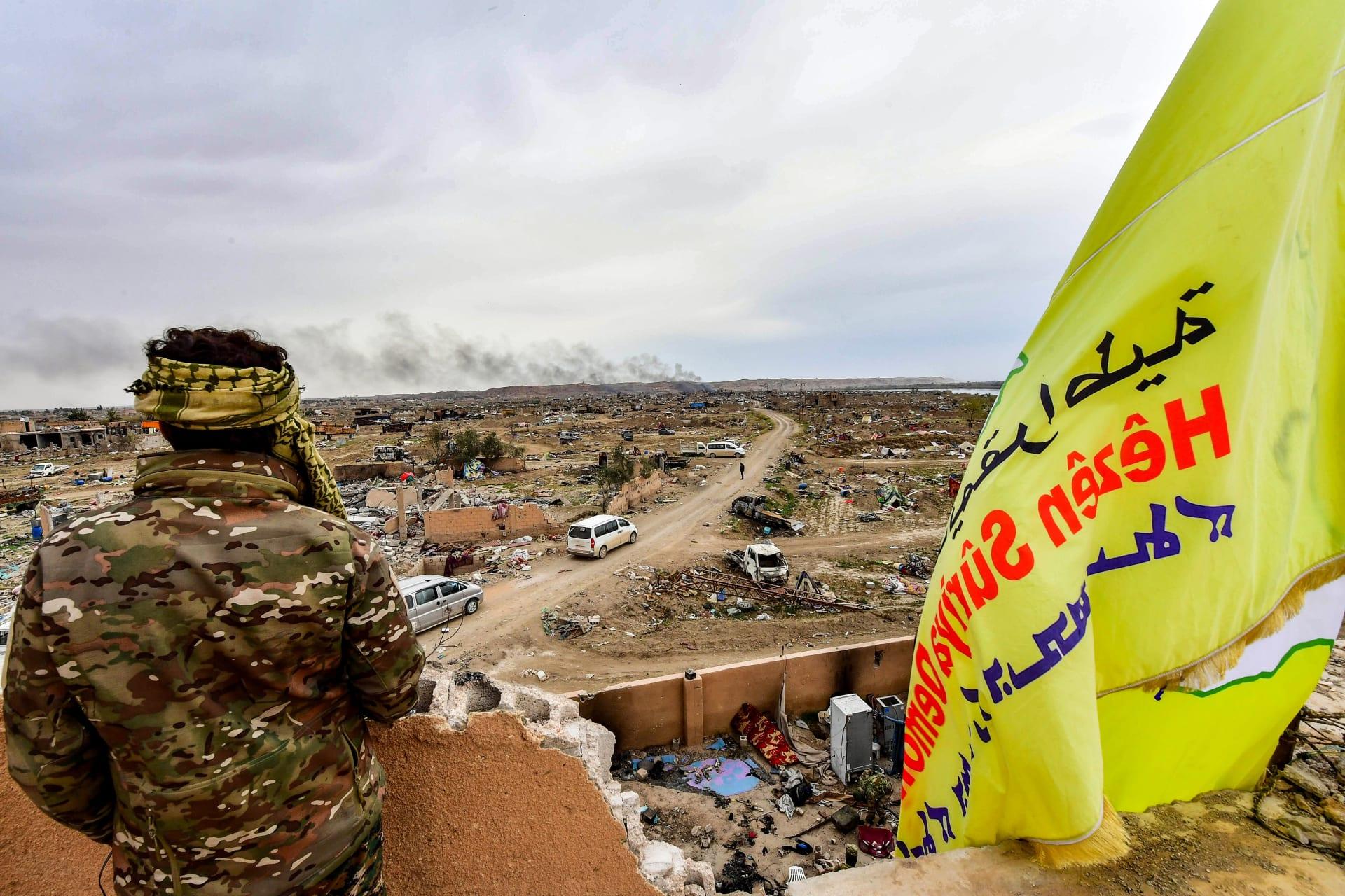 واشنطن: أمريكيان زُعم أنهما انضما إلى داعش أعيدا مؤخرًا من سوريا