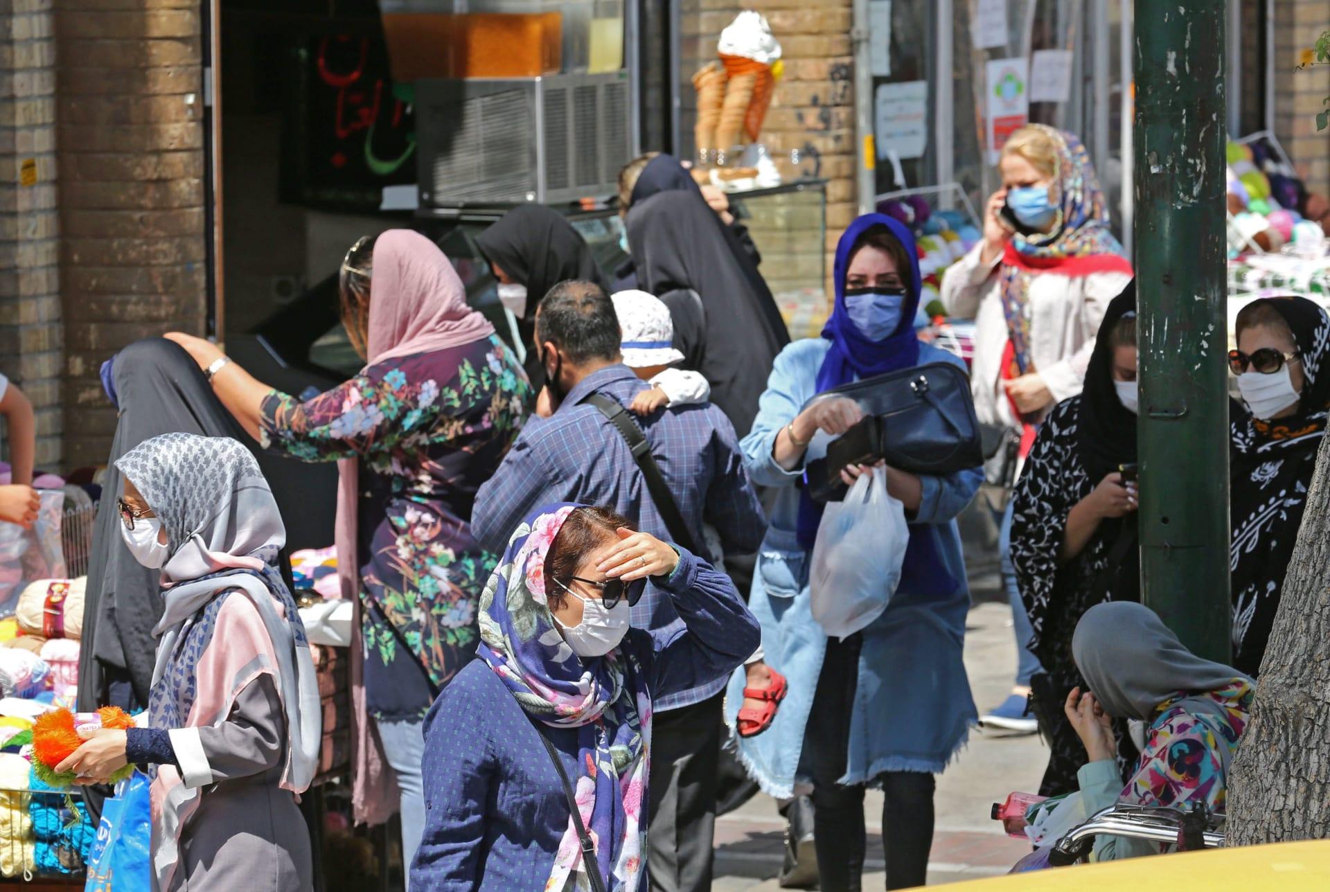 """""""البلاد كلها منطقة حمراء"""".. وفيات كورونا في إيران تتجاوز 24 ألف مع 2825 إصابة جديدة"""