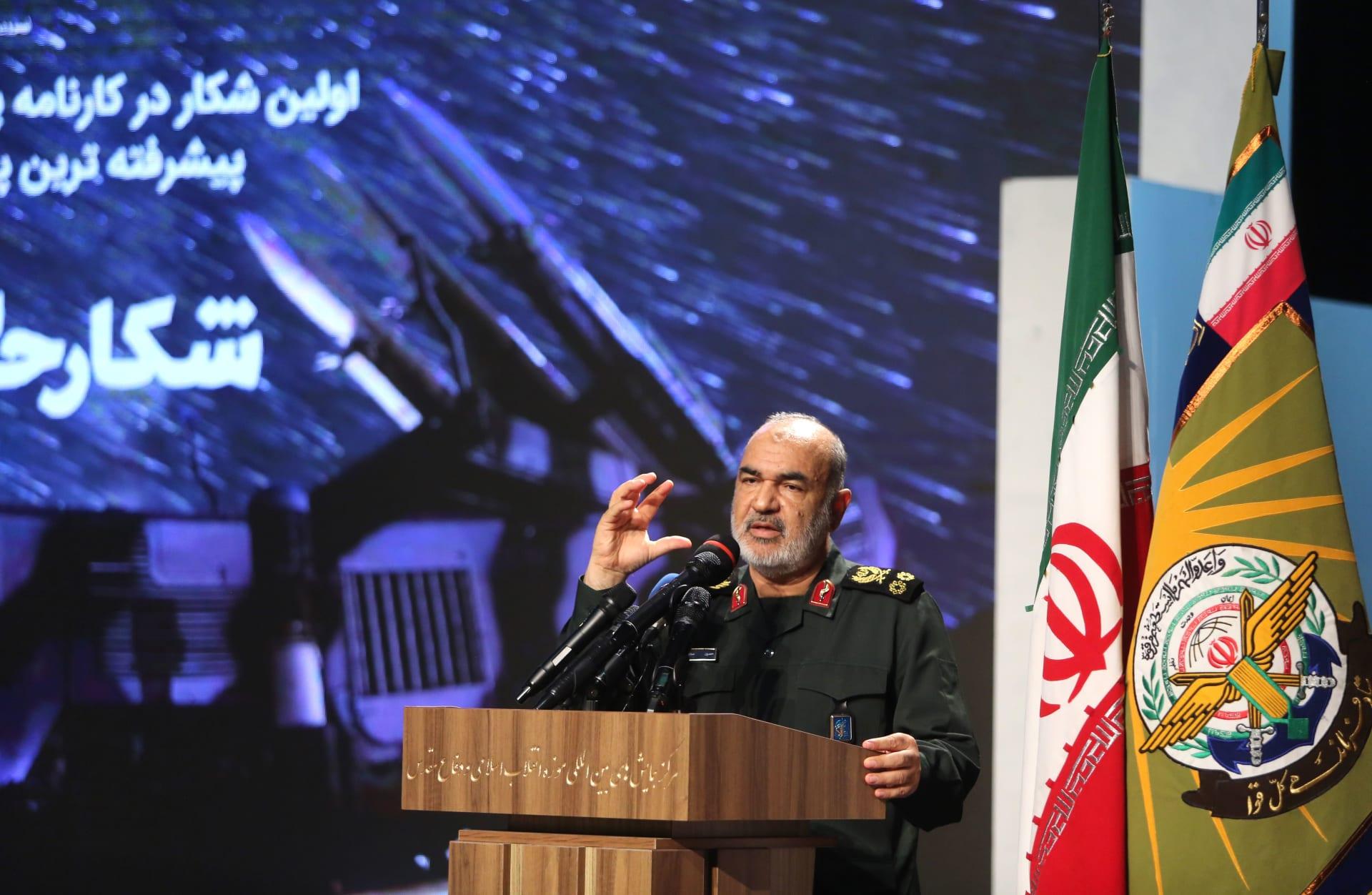 قائد الحرس الثوري الإيراني: قادرون على حرق واحتلال القواعد الأمريكية في المنطقة