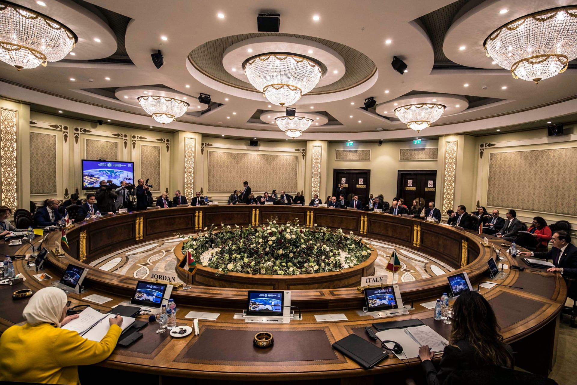 """بمشاركة 7 دول بينها مصر واليونان وإسرائيل.. التوقيع على اتفاقية """"غاز شرق المتوسط"""" في القاهرة الثلاثاء"""
